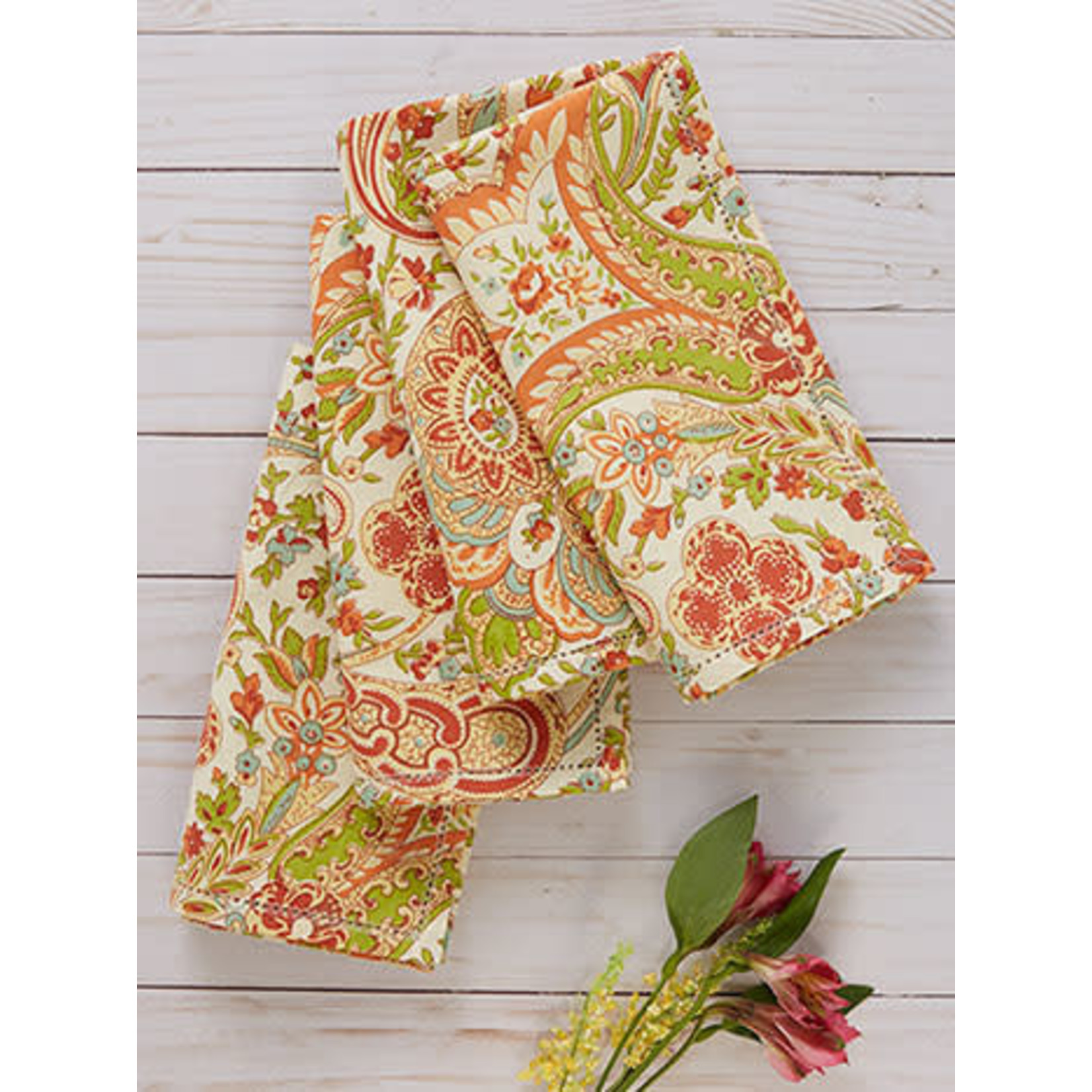 Paisley Fresco Napkin Set of 4
