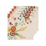 Now Designs Goldenbloom Napkins Set of 4