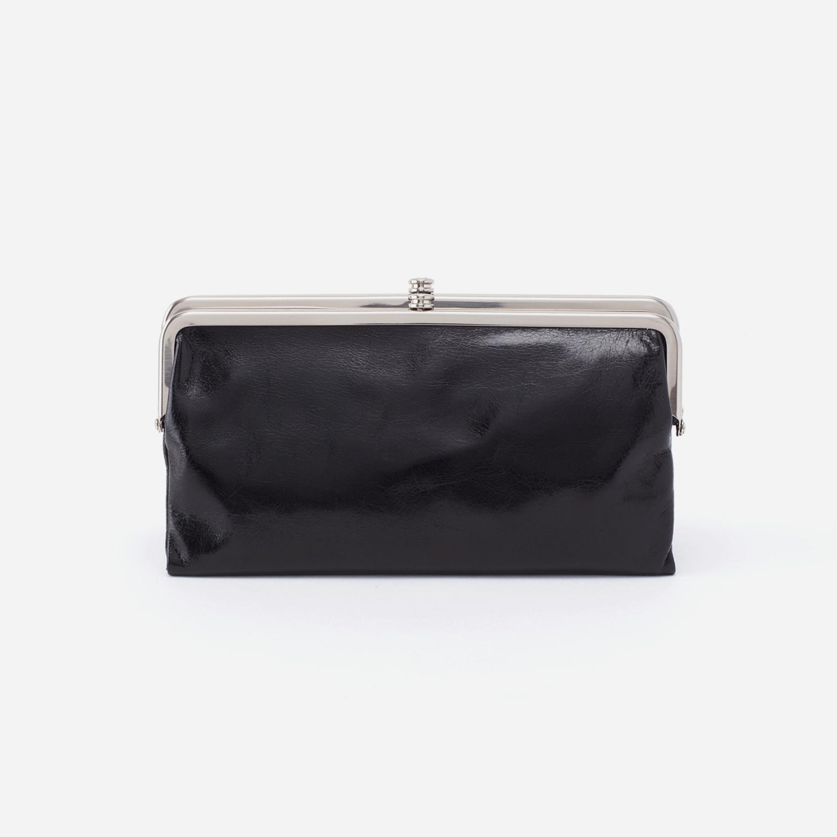 Lauren Wallet in Black