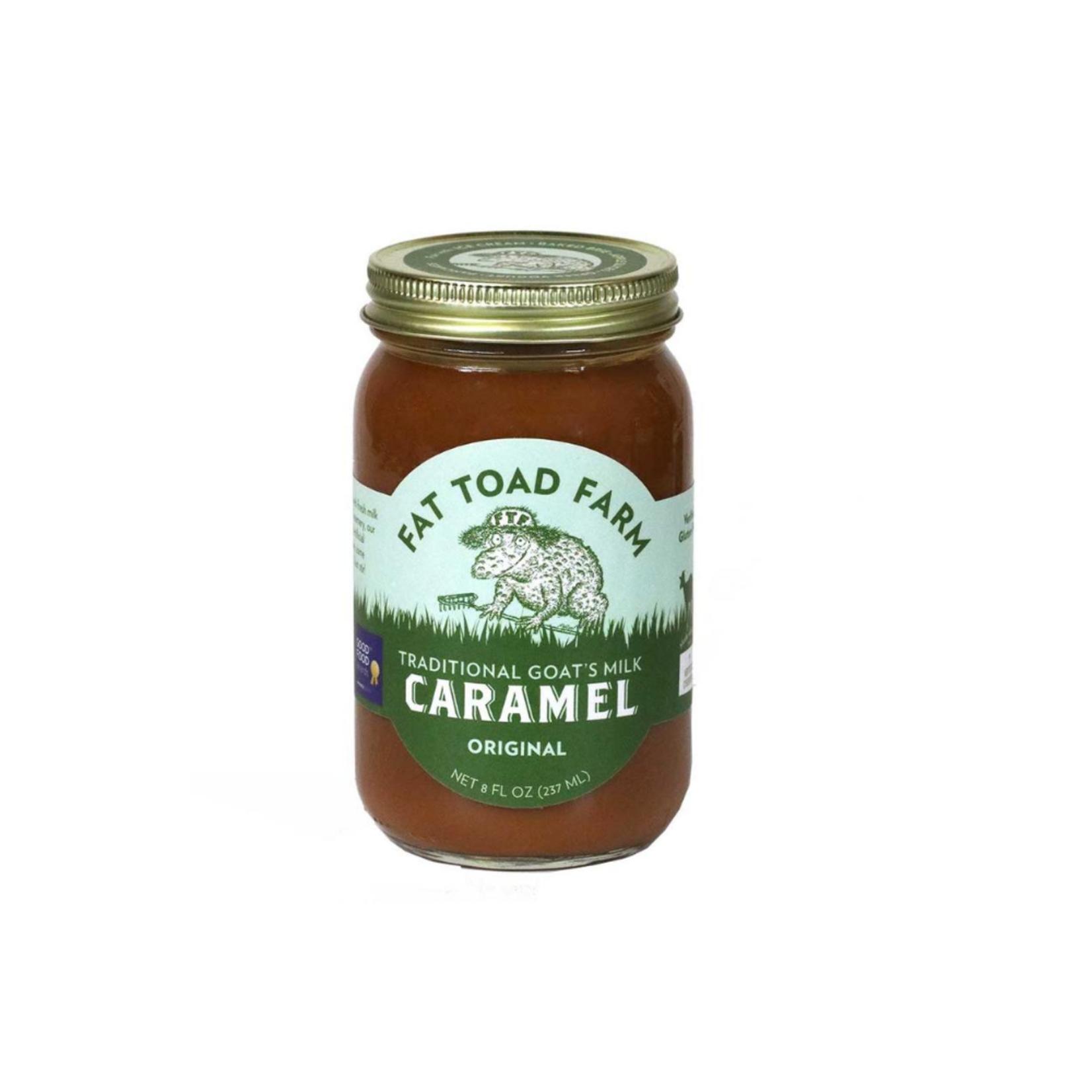 8oz Original Goat's Milk Caramel