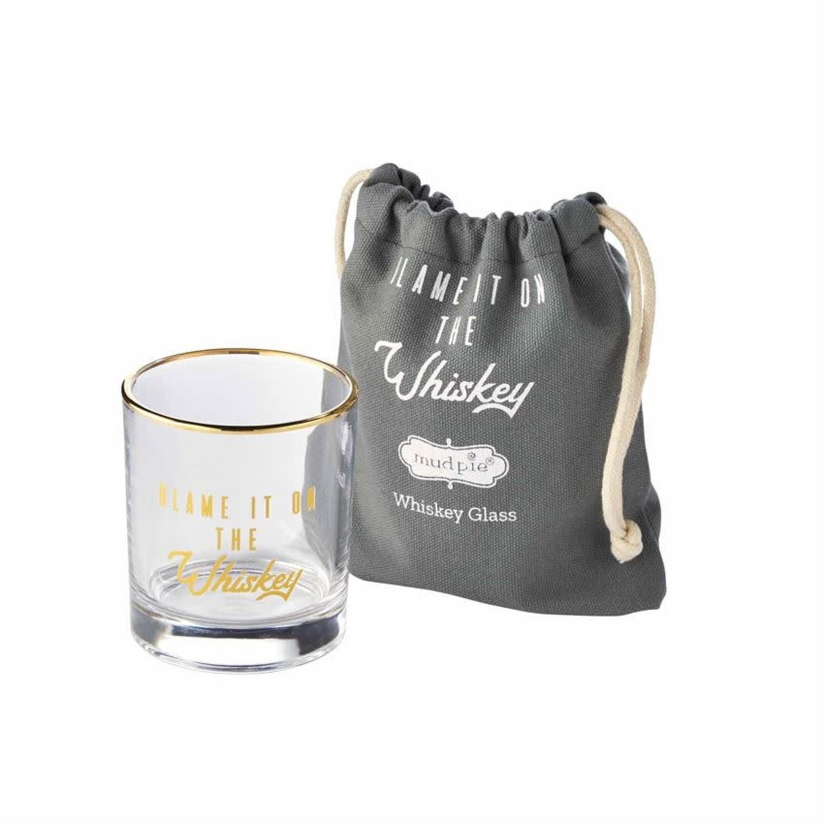 Bagged Whiskey Glass
