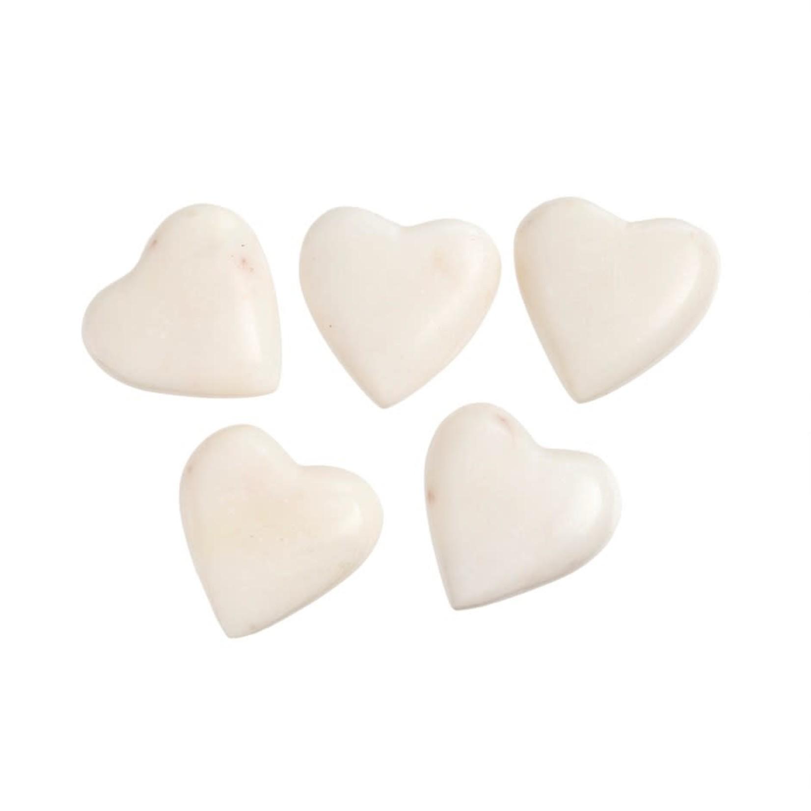 Marble Mini Hearts