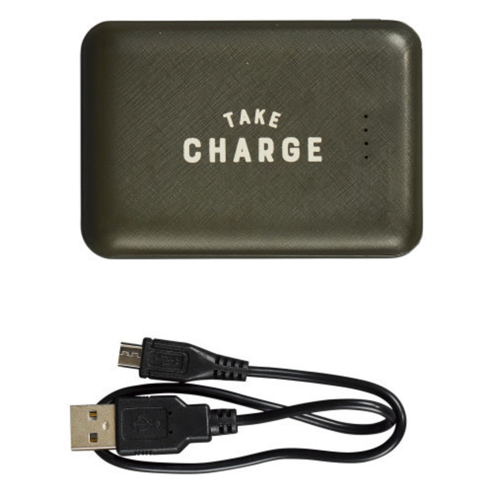 Power Bank Take Charge