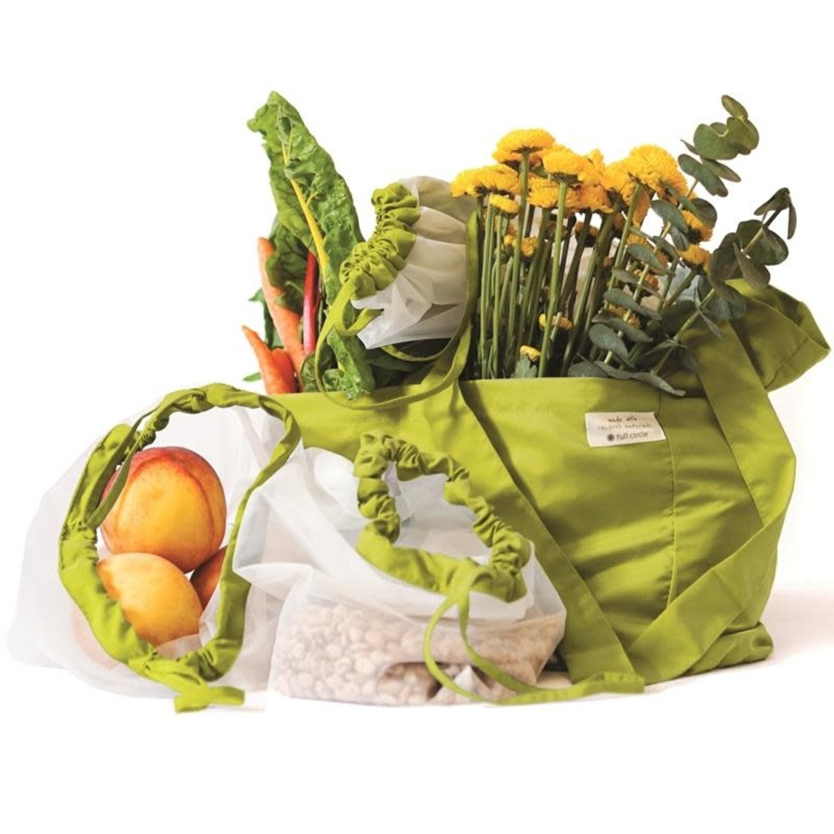 Full Circle Tote-ally Produce Bag