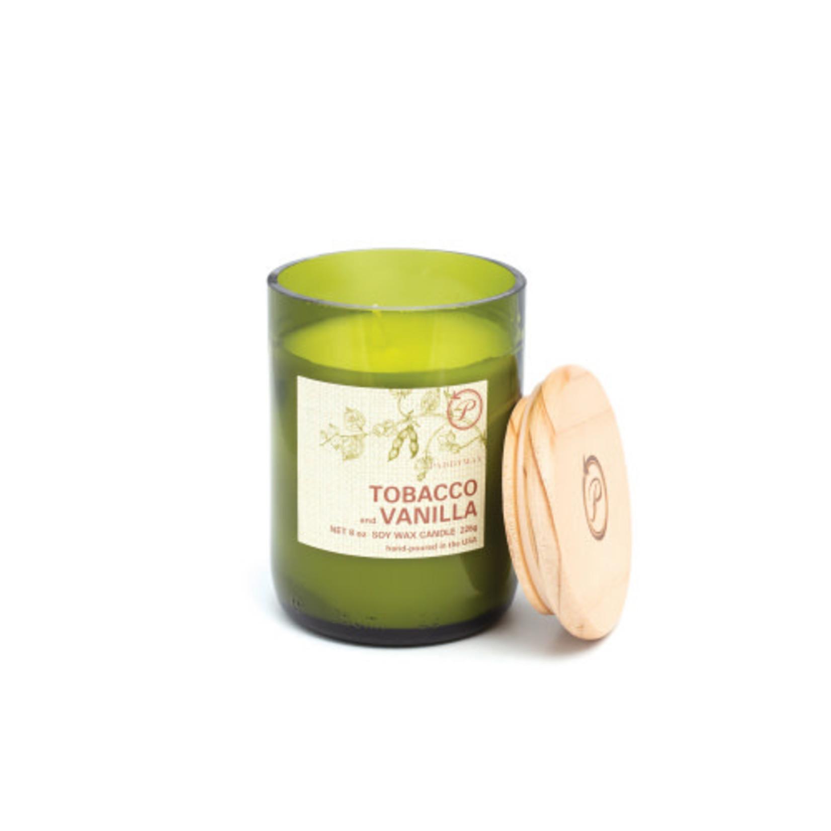 Eco Candle, Tobacco & Vanilla