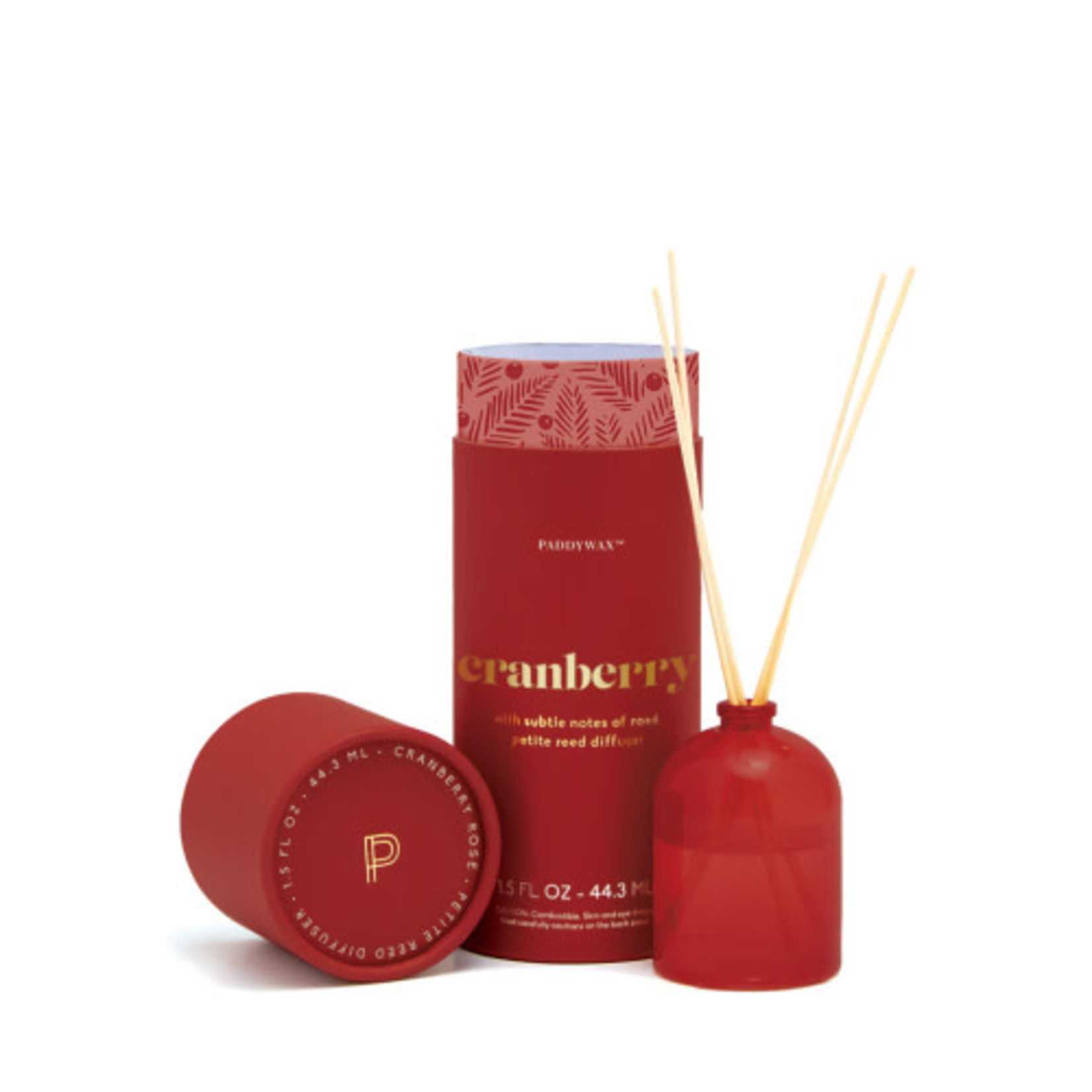 Petite Reed Diffuser, Cranberry