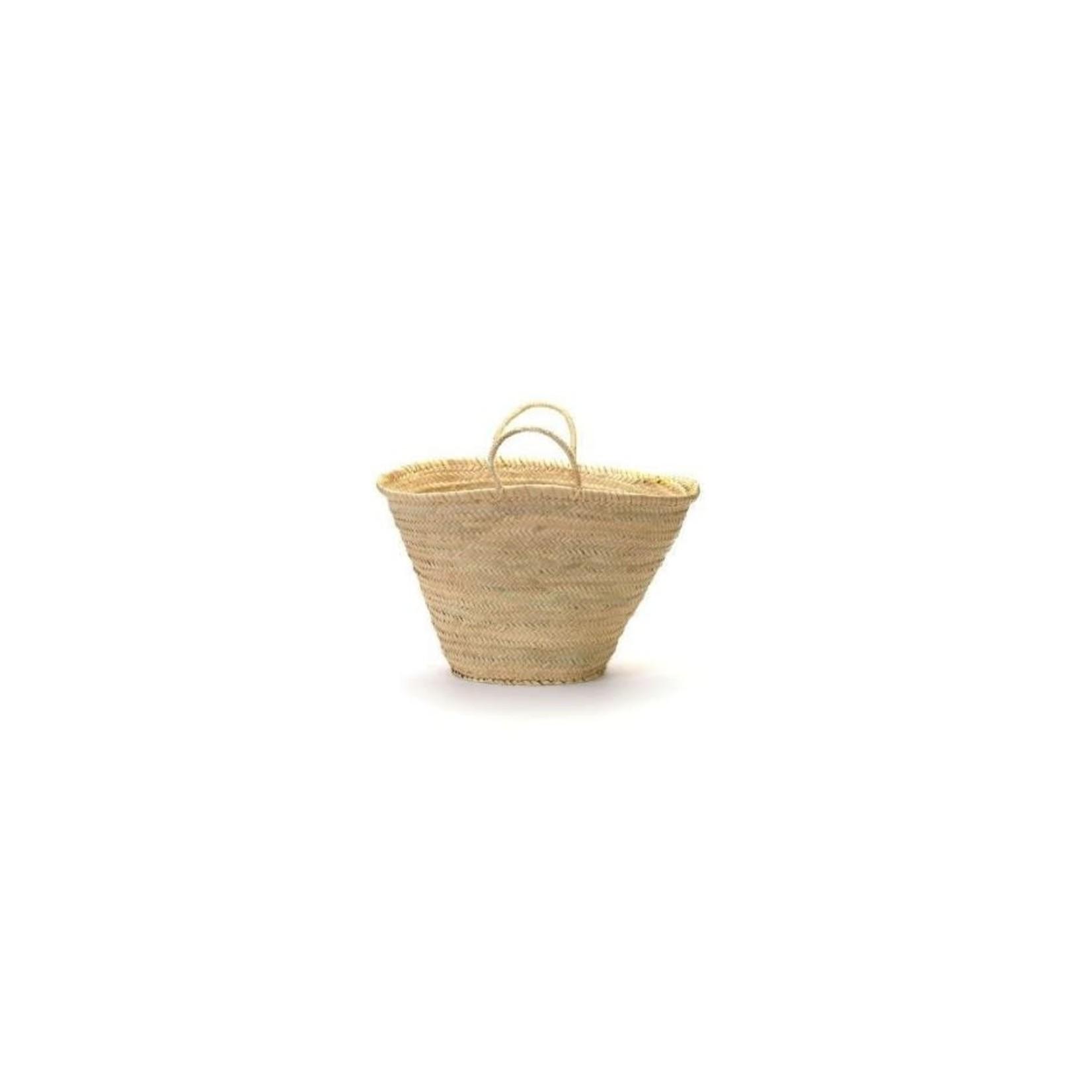 Provence Market Bag with Sisal Handles