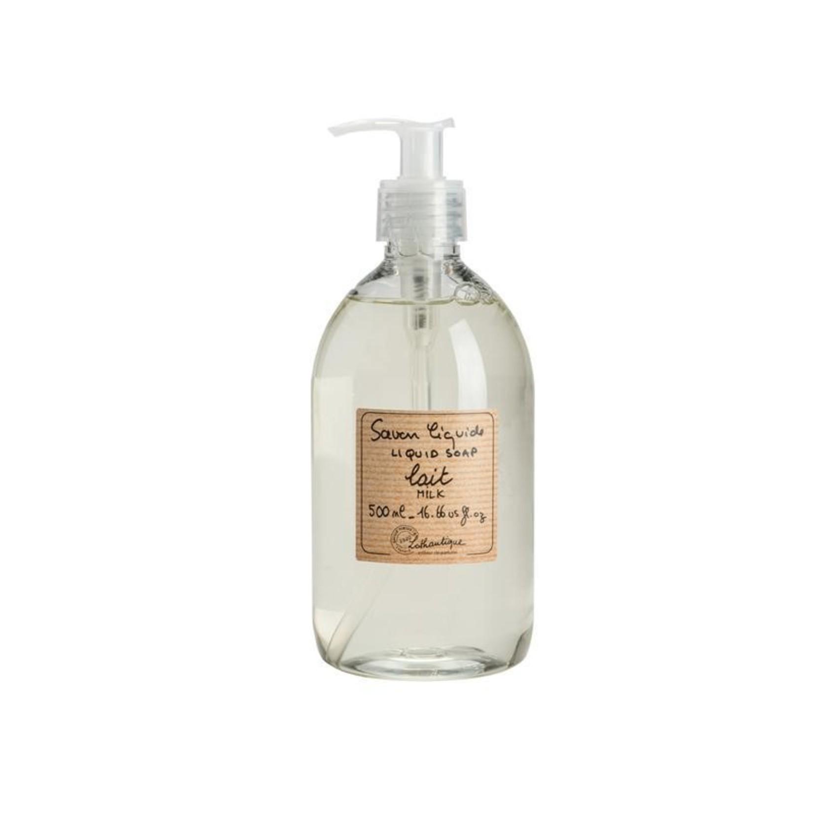 Milk Liquid Soap (Multiple Sizes)