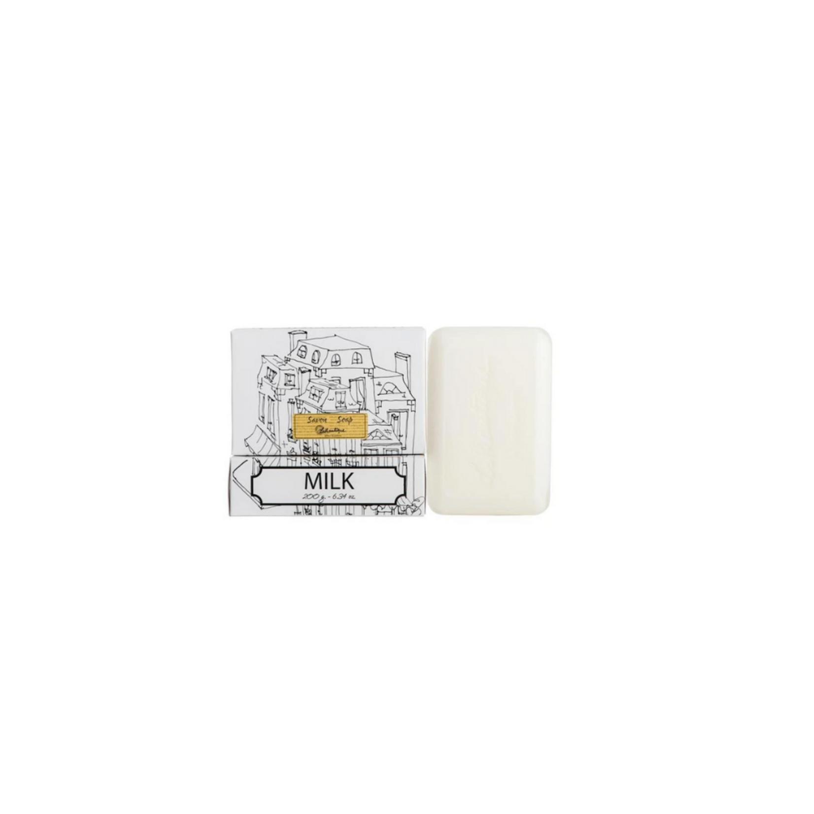 Milk, 200g Bar Soap