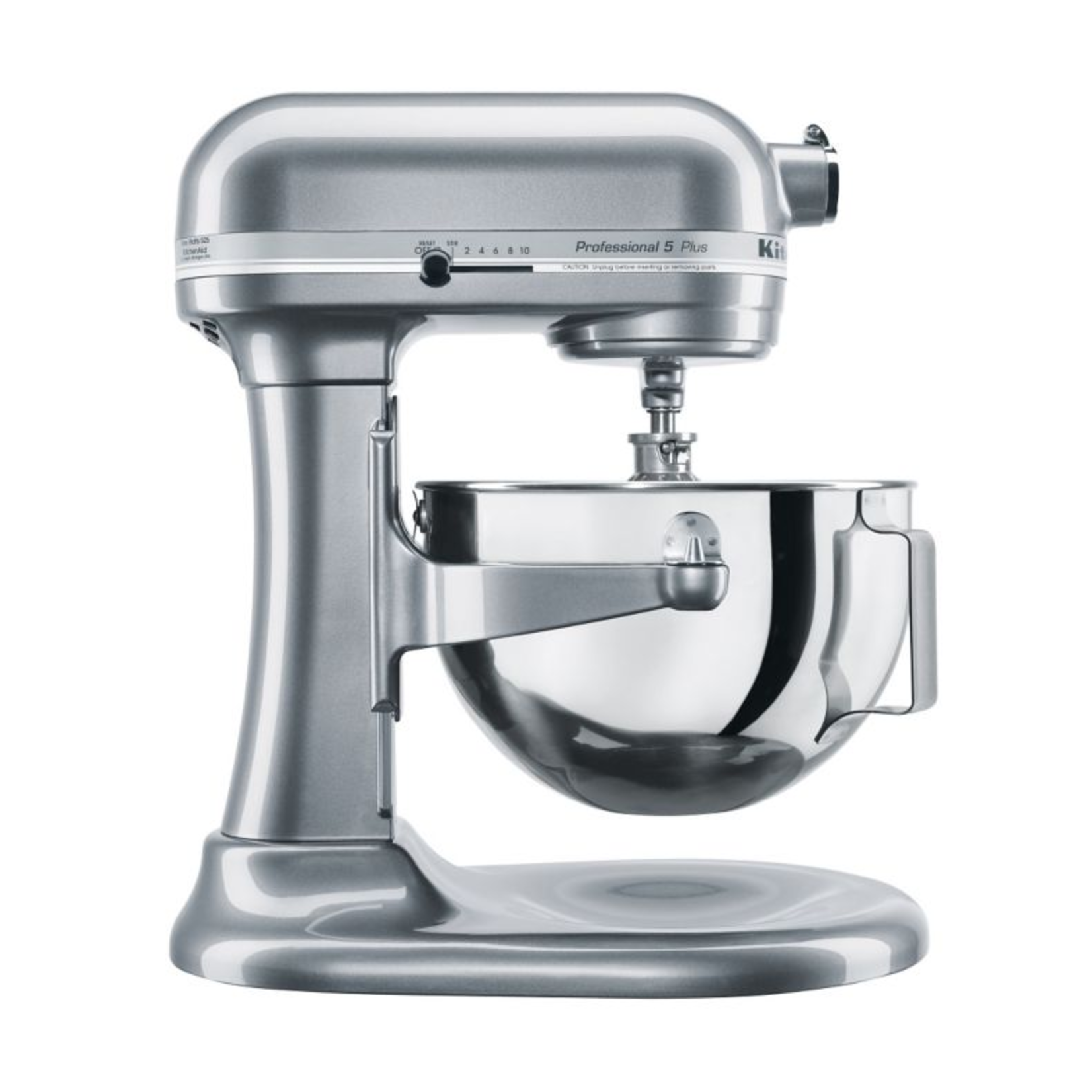 Kitchen Aid KitchenAid® Professional 5TM Plus Series Metallic Chrome
