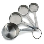 Danesco Bakeware Stainless Steel Measuring Cups