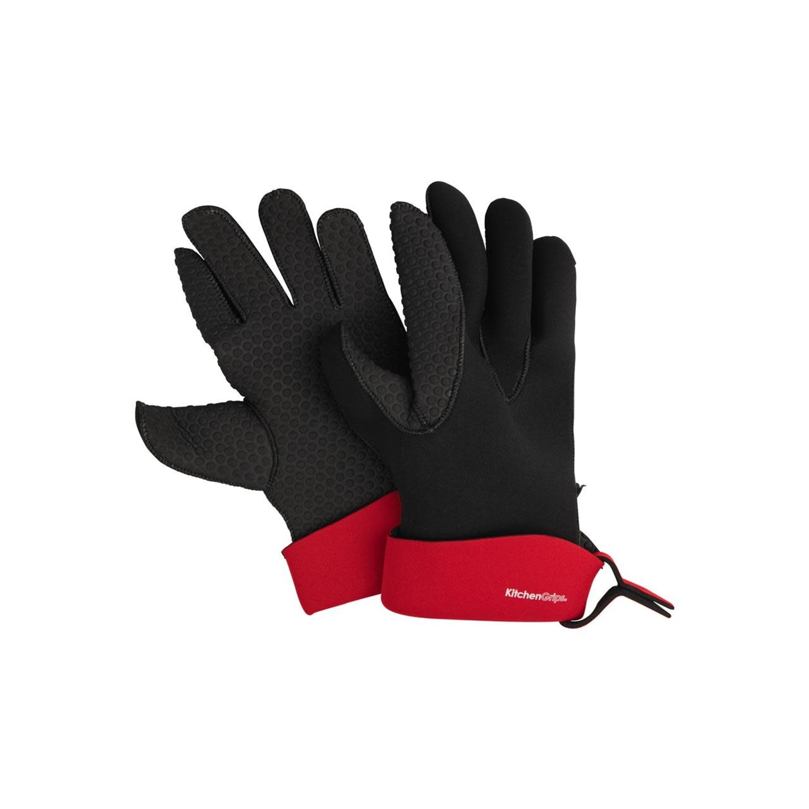 Cherry Kitchen Grips 5-Finger Glove, Large