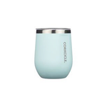 Corkcicle 12oz Stemless Powder Blue