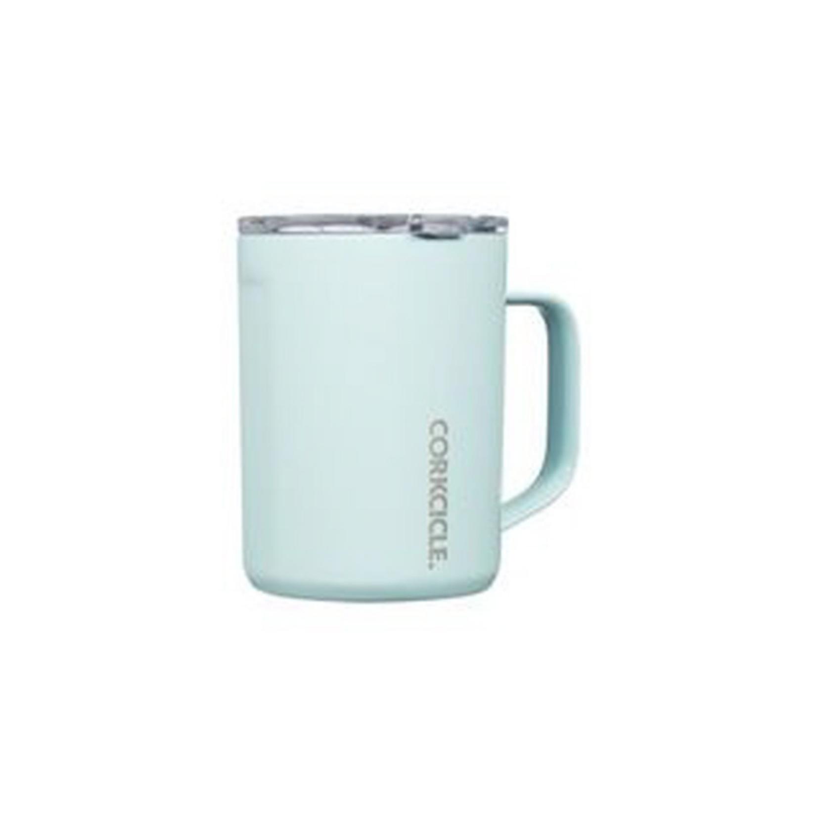 Corkcicle 16oz Mug Powder Blue
