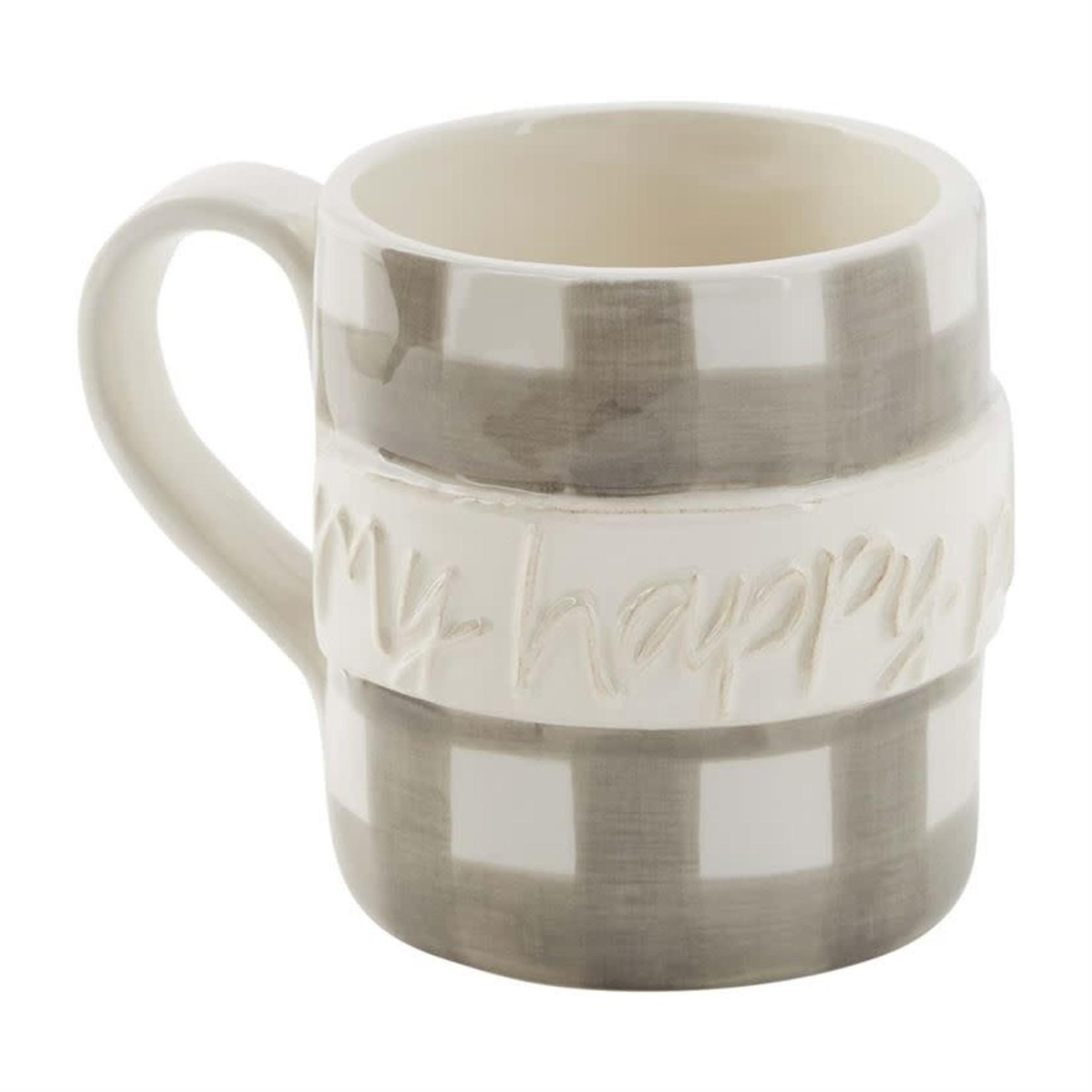 Plaque Mugs (Multiple Options)