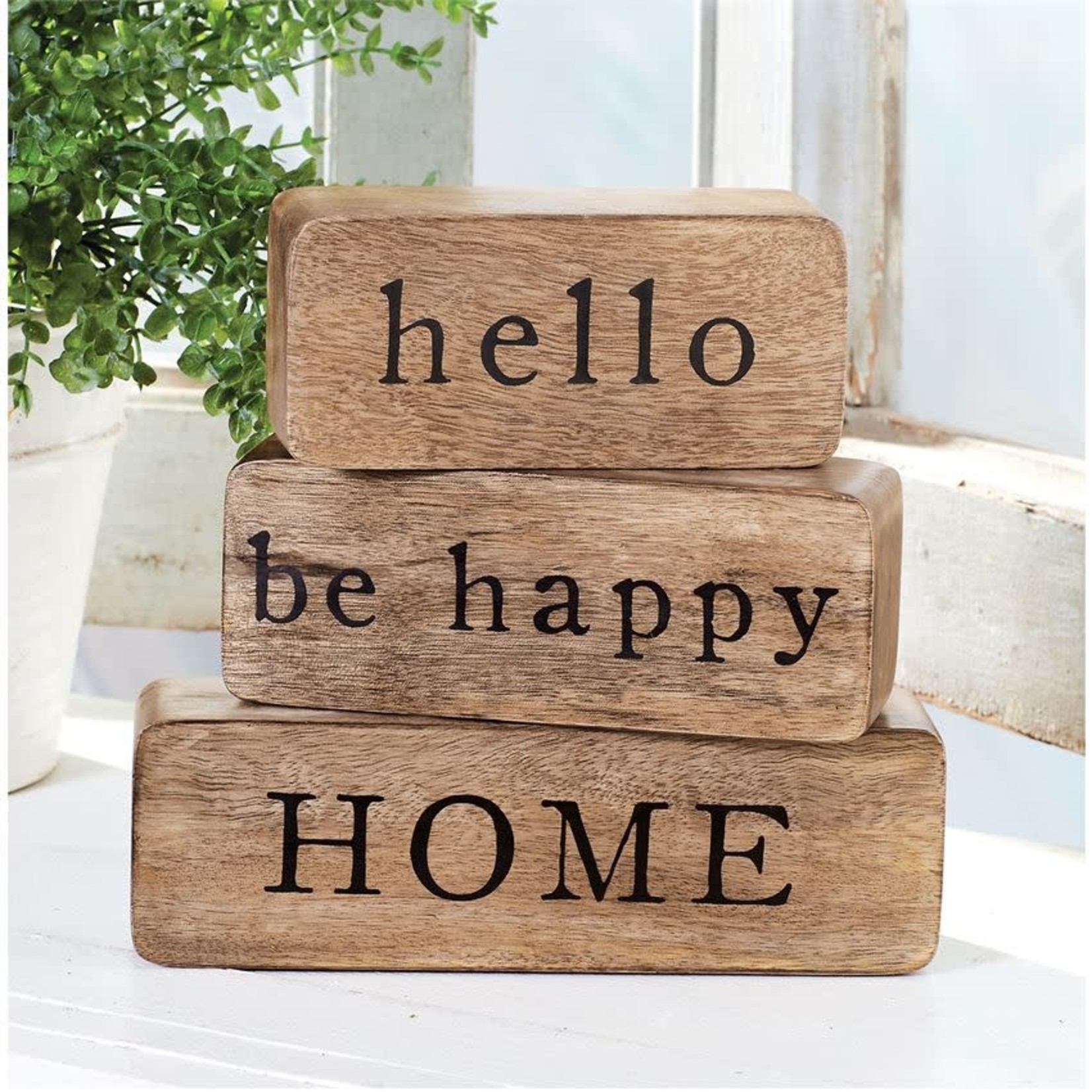 Hello Happy Home Blocks