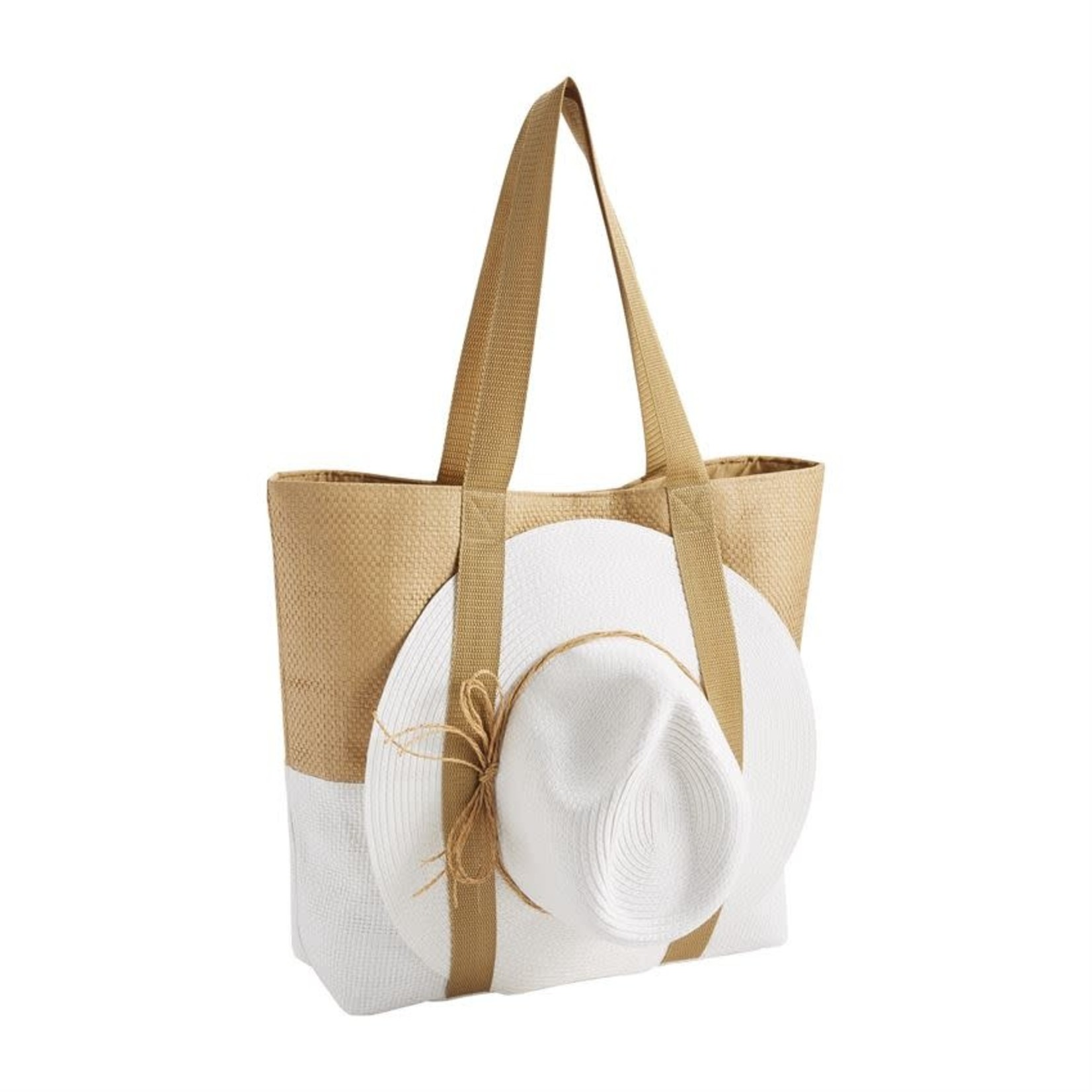Hat & Tote Gift Set (Multiple Colours)