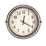 Metal Outdoor Wall Clock