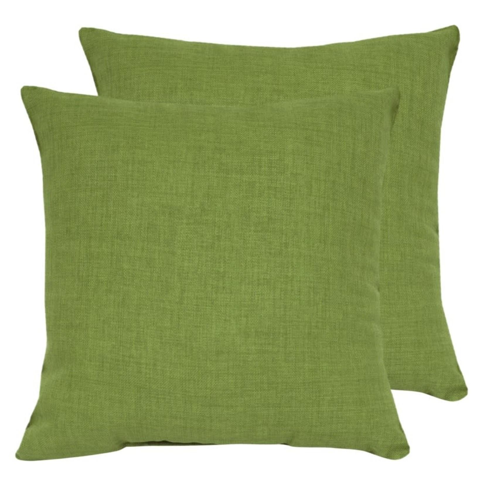 Kelly Green Outdoor Pillow