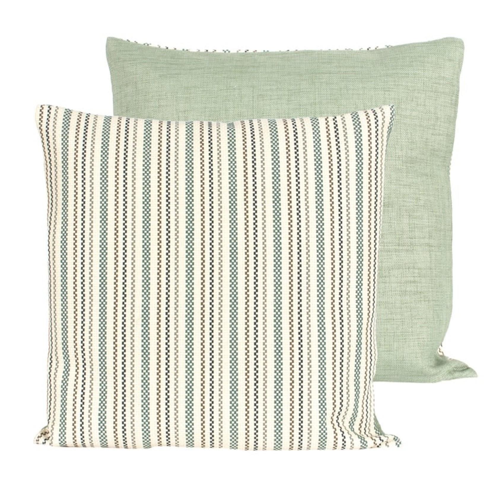 Mist Stripe Pillow