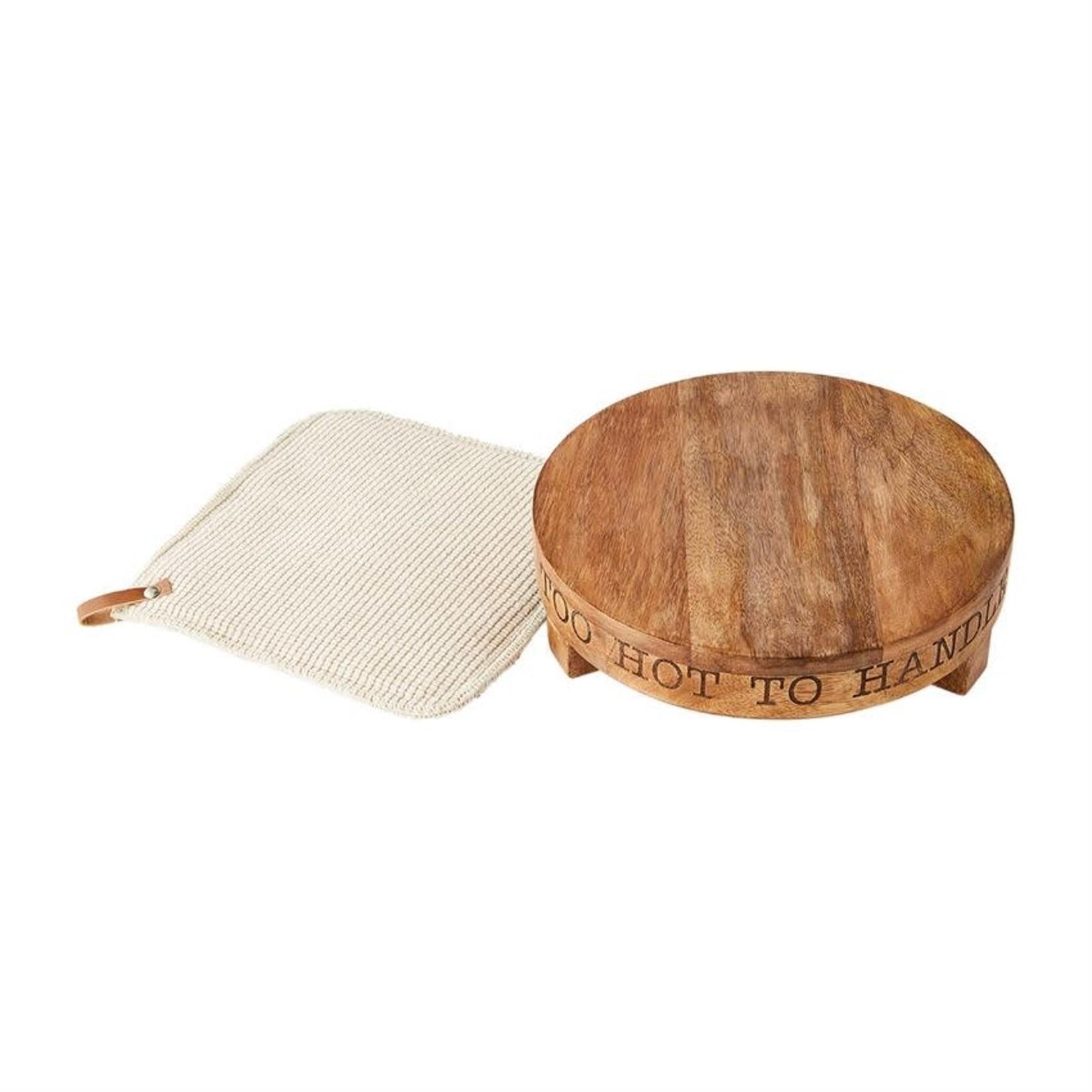 Trivet & Pot Holder Set