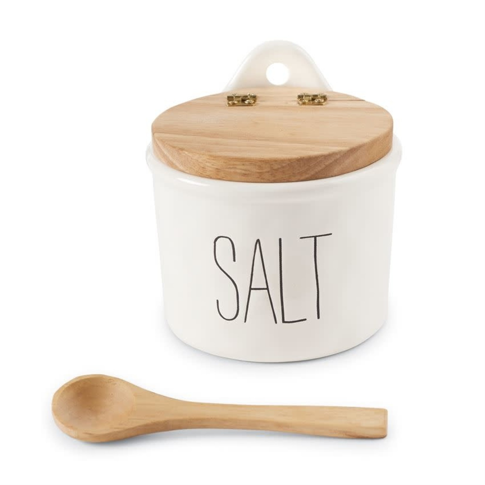 Bistro Salt Cellar Set