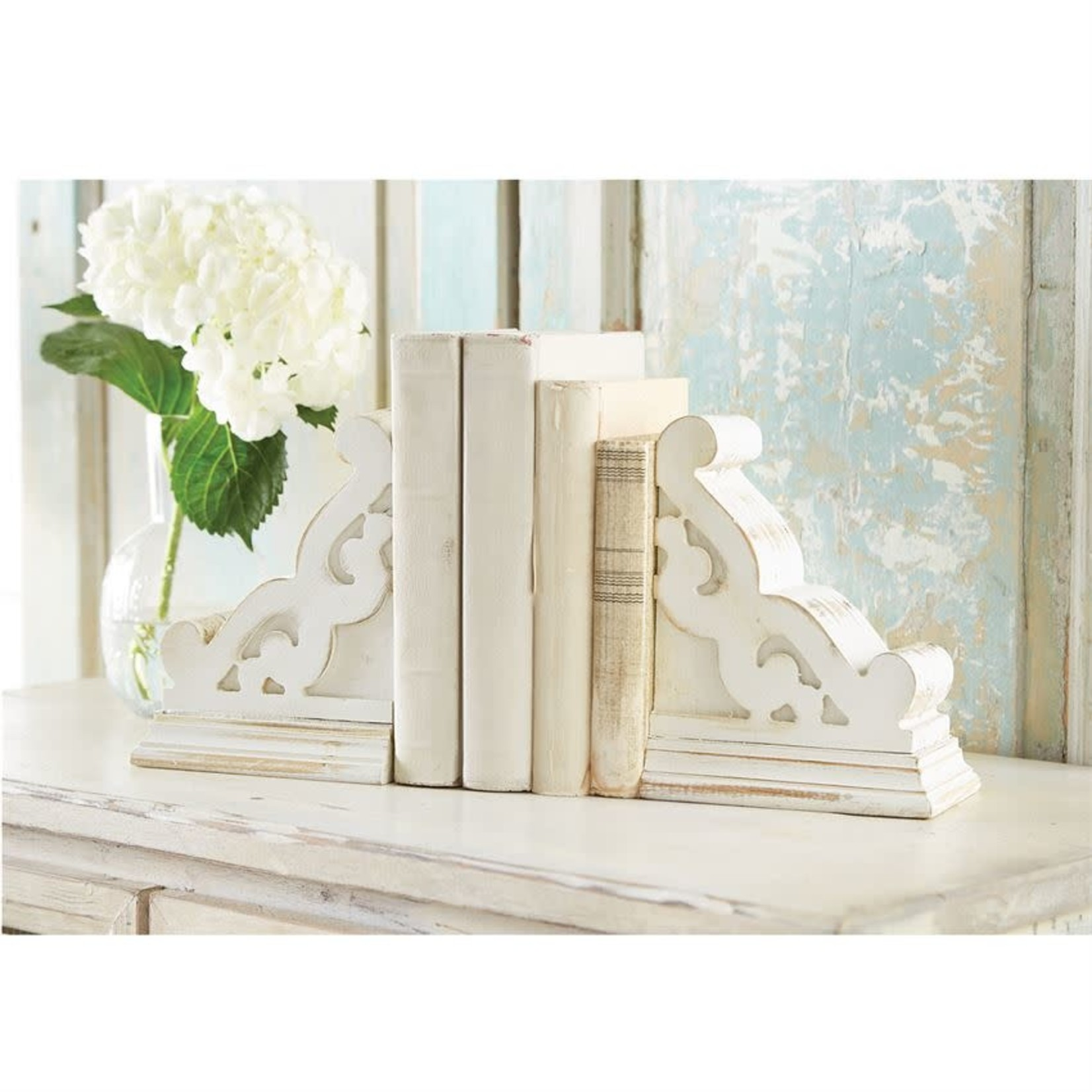 Corbel Bookends