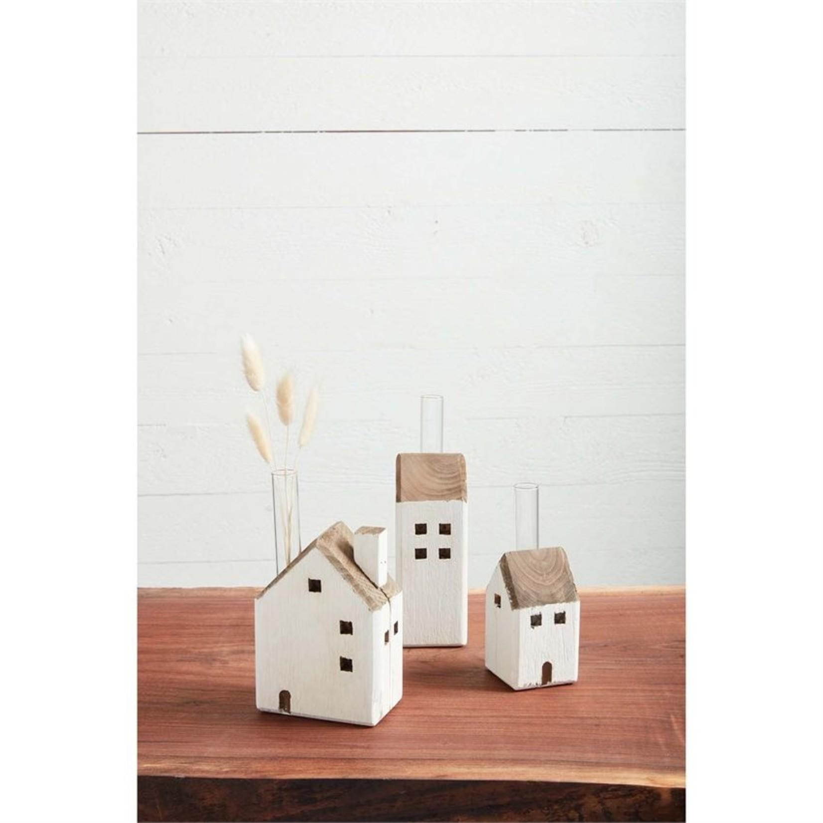 House Bud Vases (Multiple Sizes)