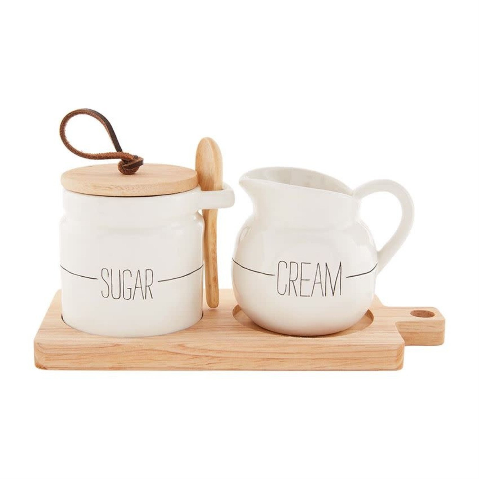 Bistro Sugar & Creamer Set