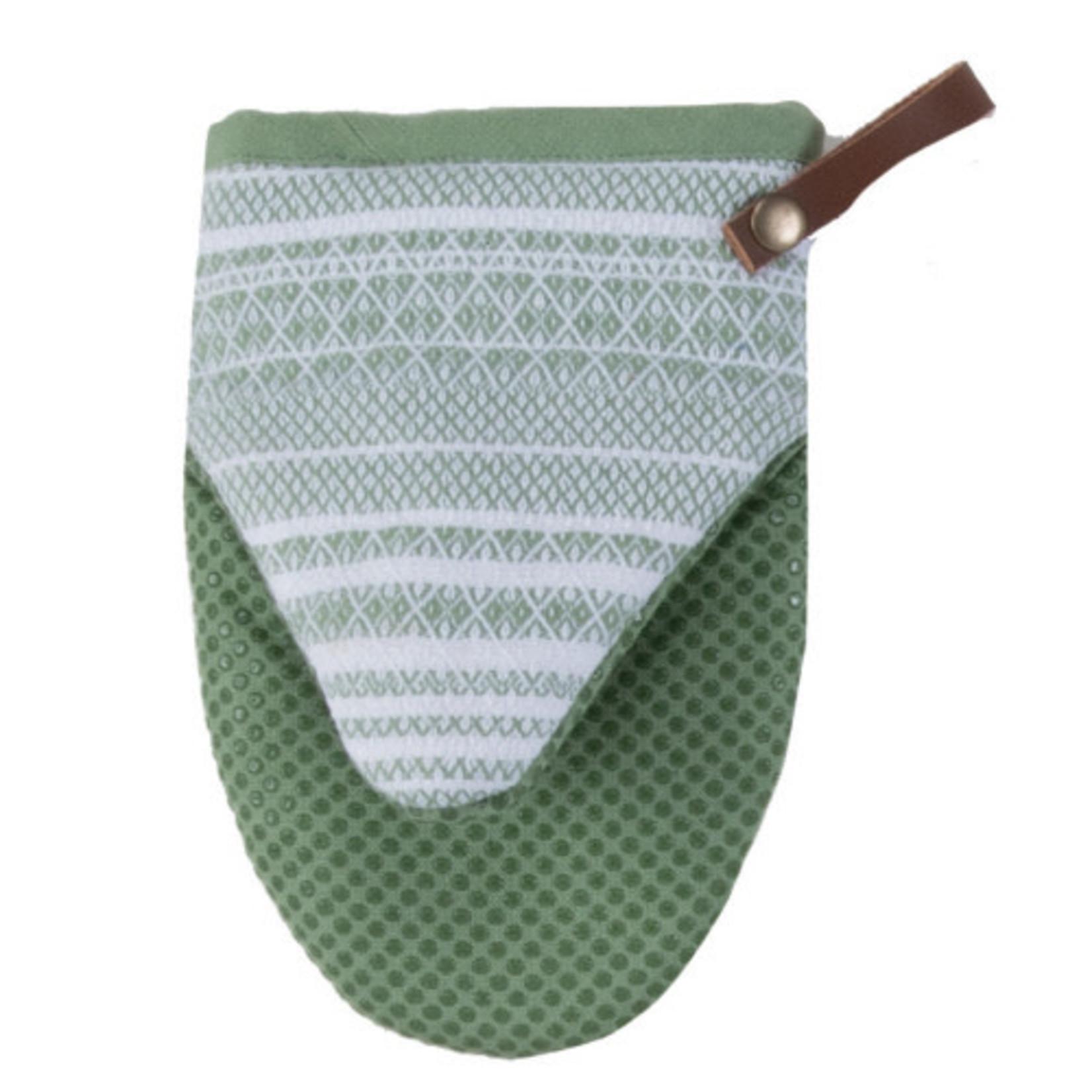 Green Tea Grabber Mitt