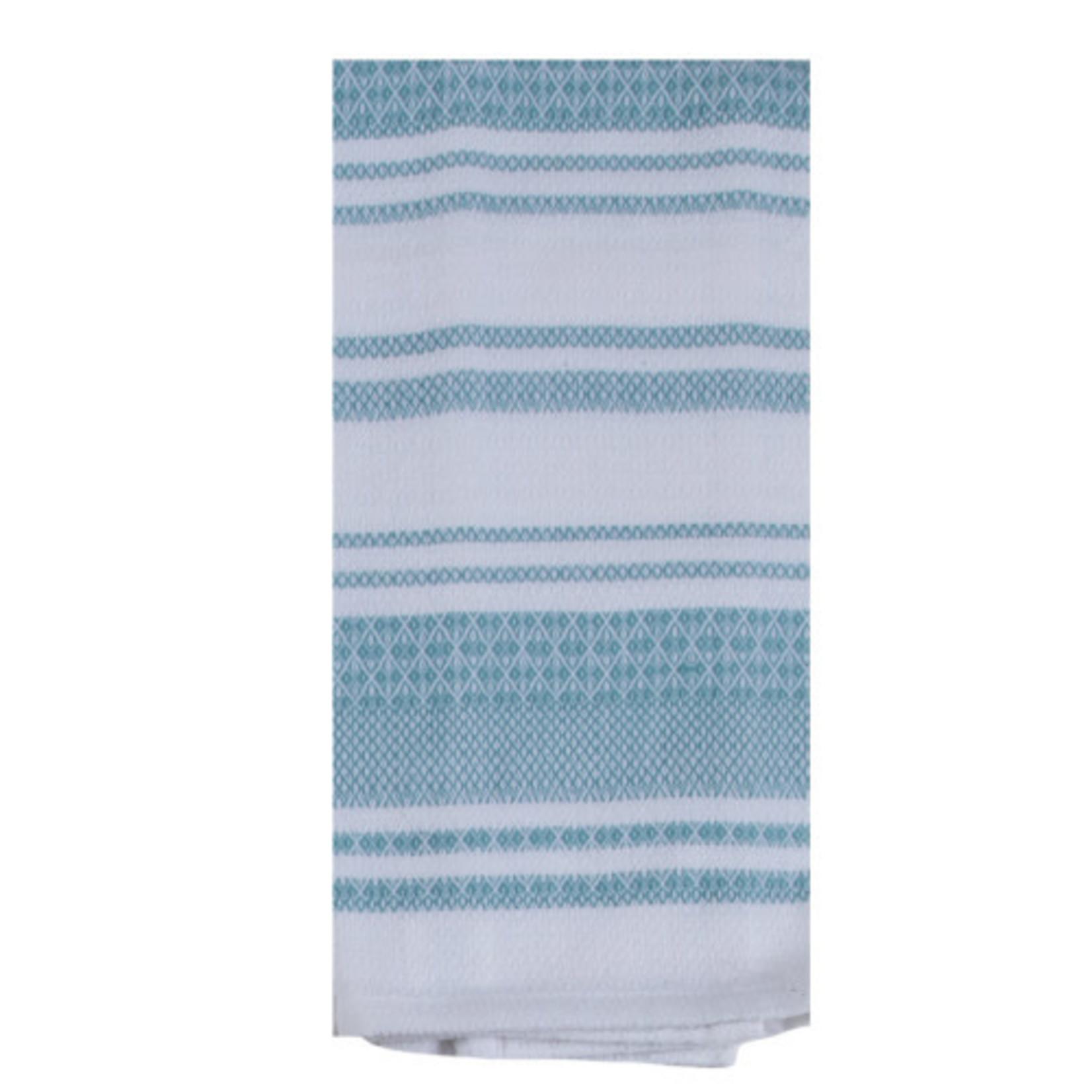 Aqua Haze Tea Towel