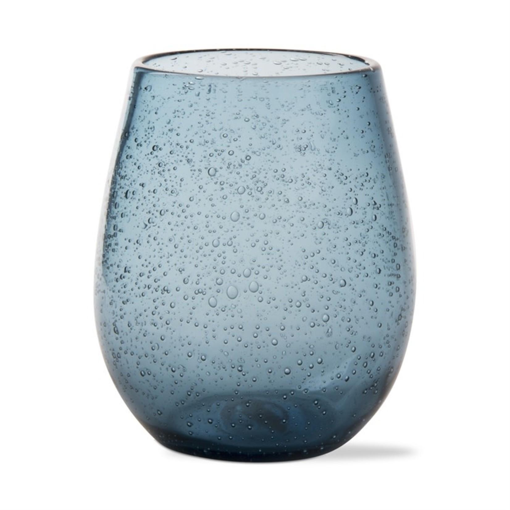 Bubble Stemless Wine Glasses (Multiple Colours)
