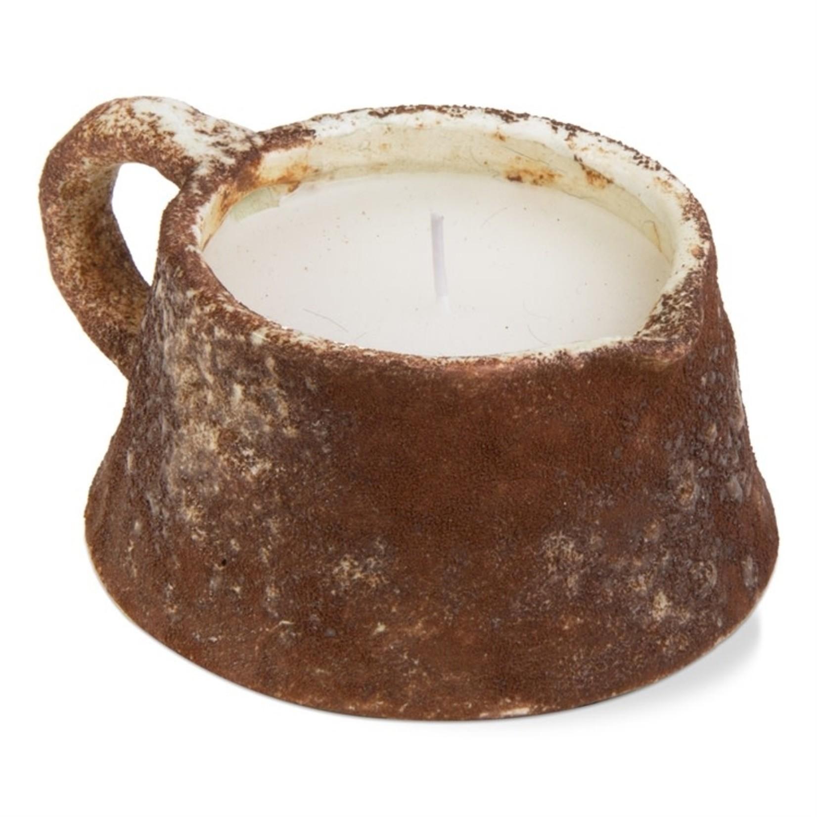 Rustic Cirto Pot Cinnamon