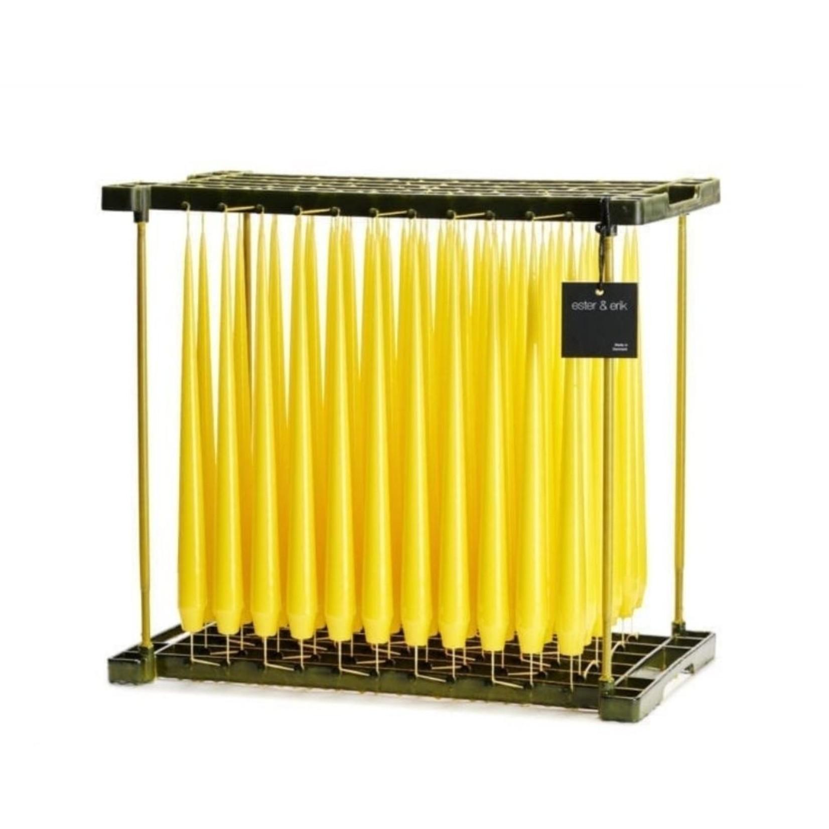 Danish Taper, Yellow