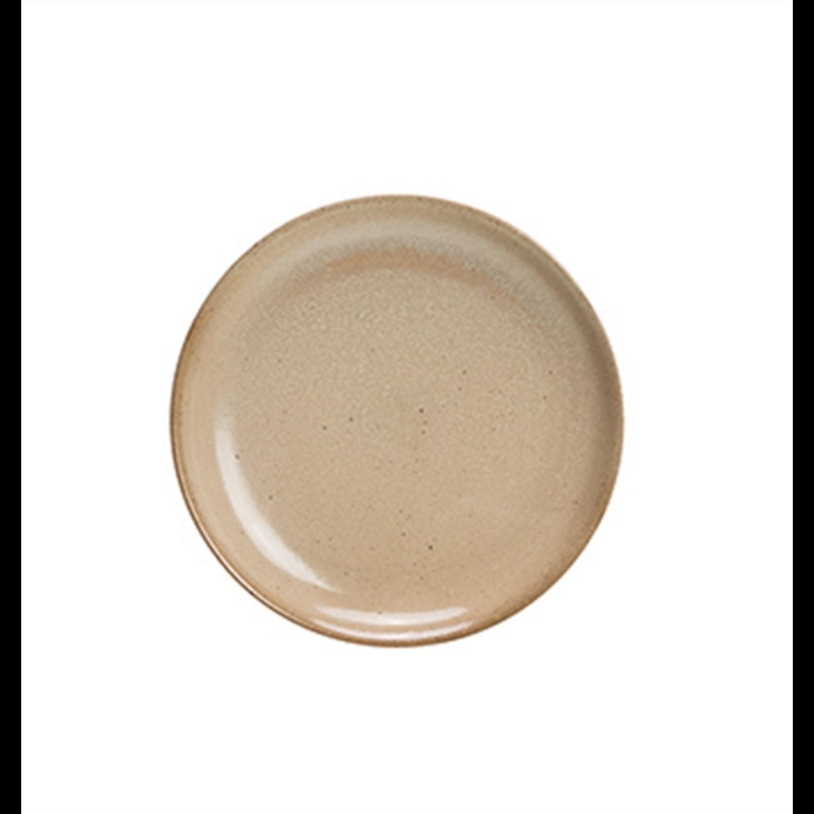 Opal Stoneware Plate