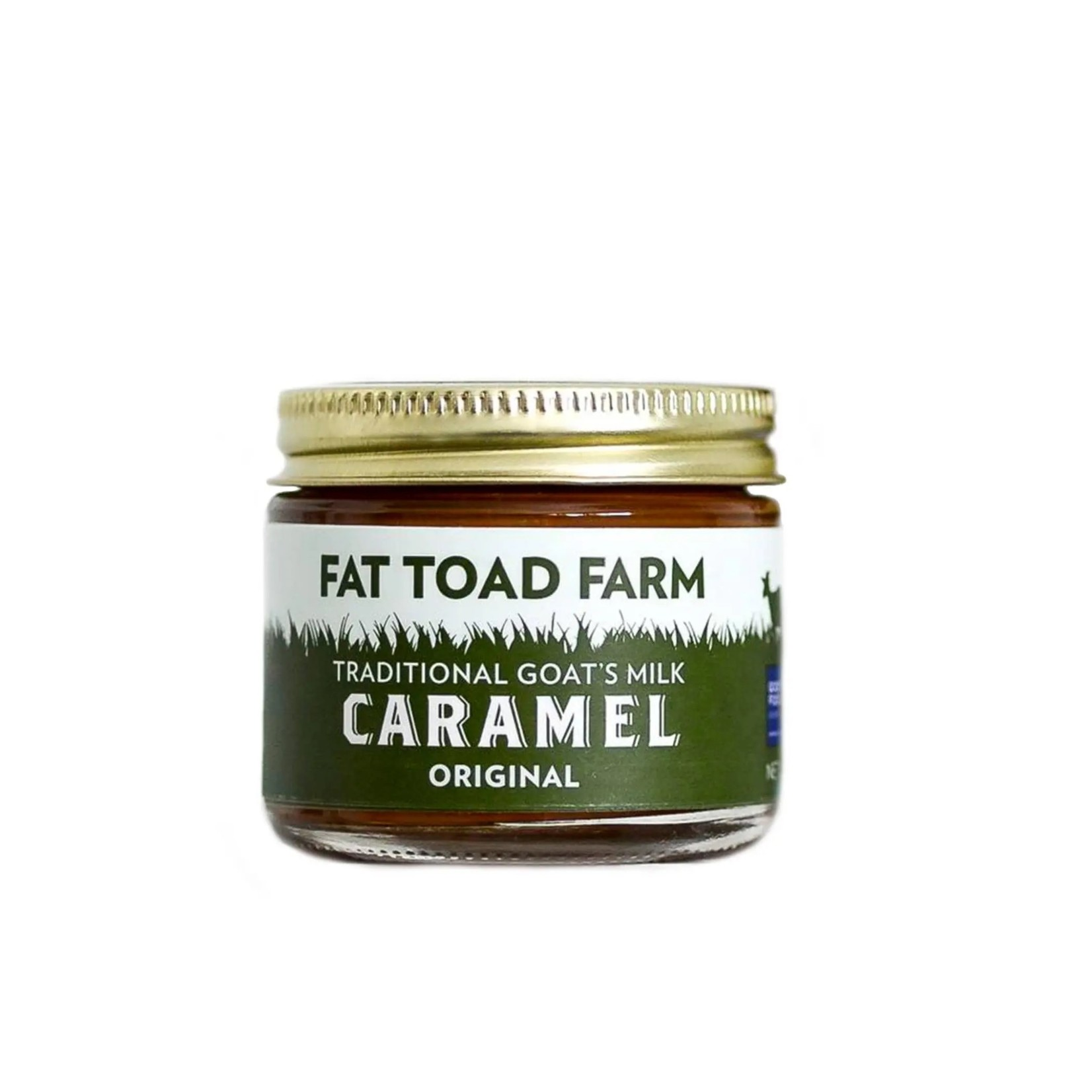 2oz Original Goat's Milk Caramel