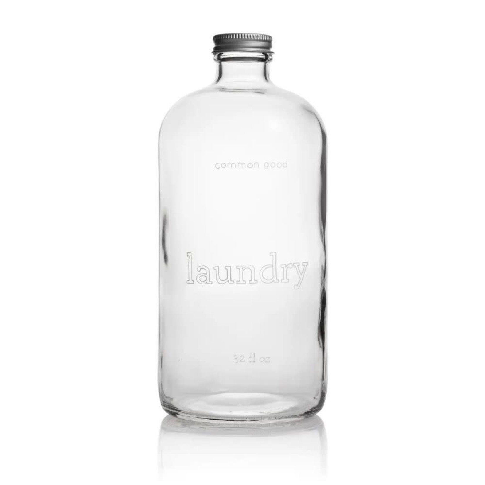 32oz Glass Bottle, Laundry
