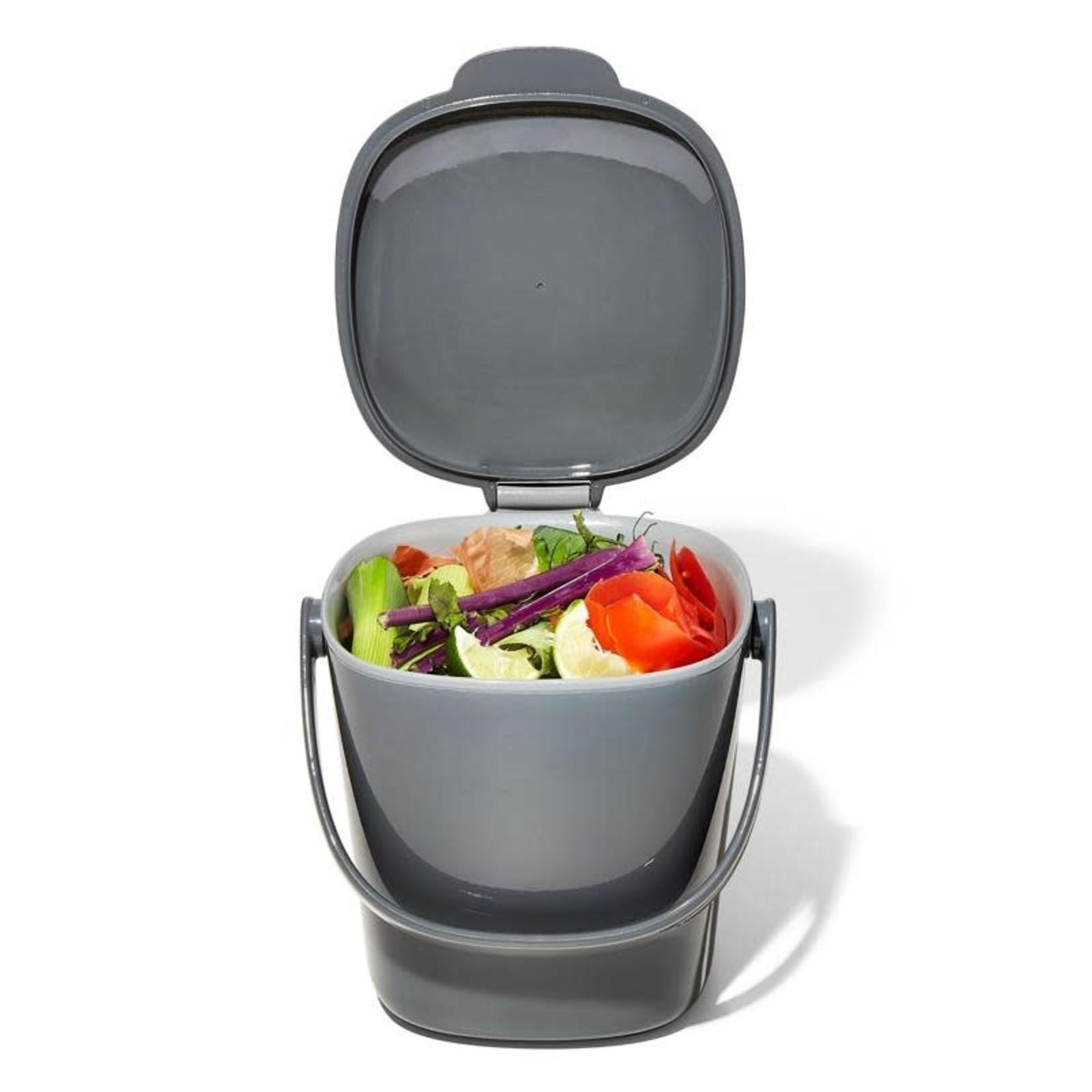 Grey Compost Bin