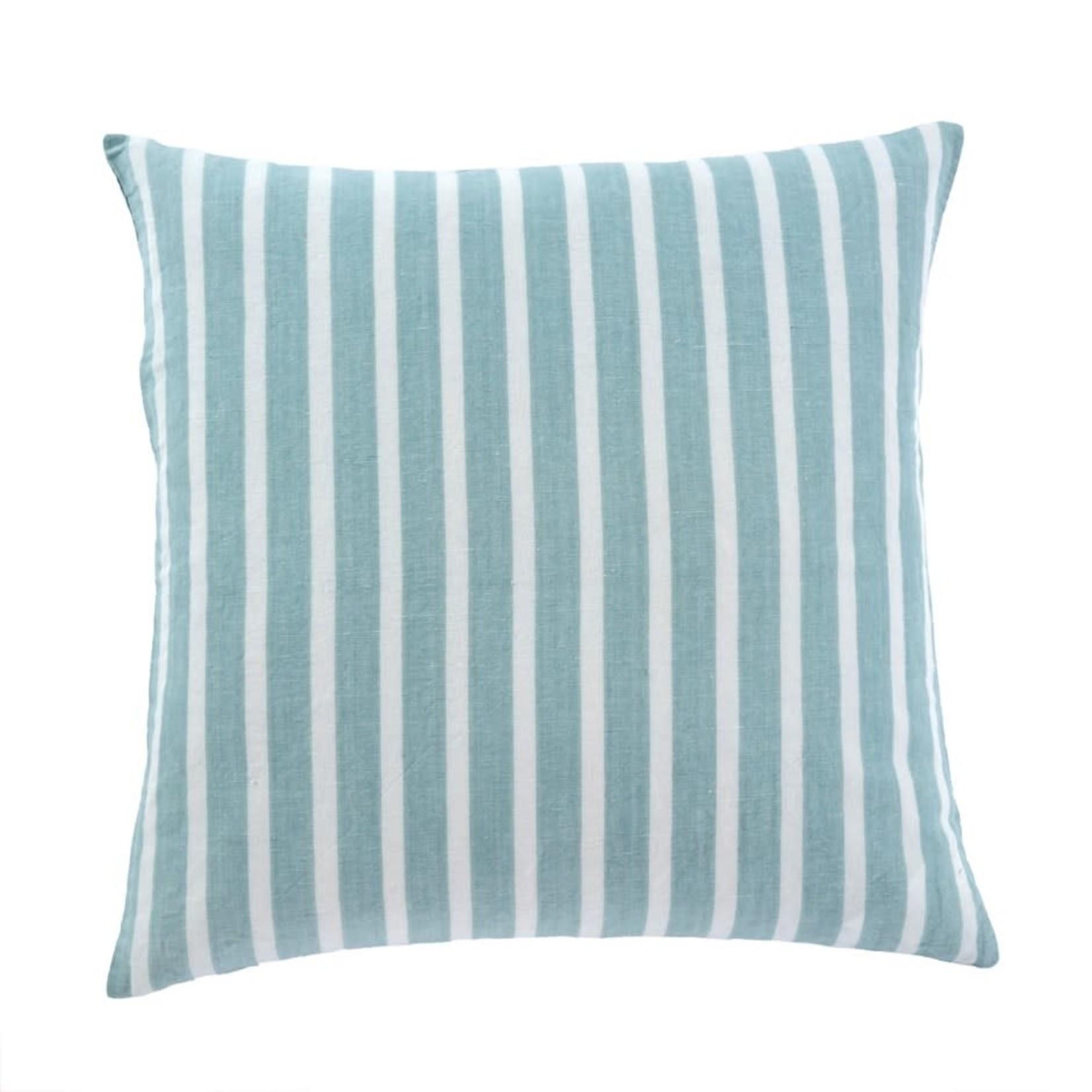 Positano Pillow, Seafoam