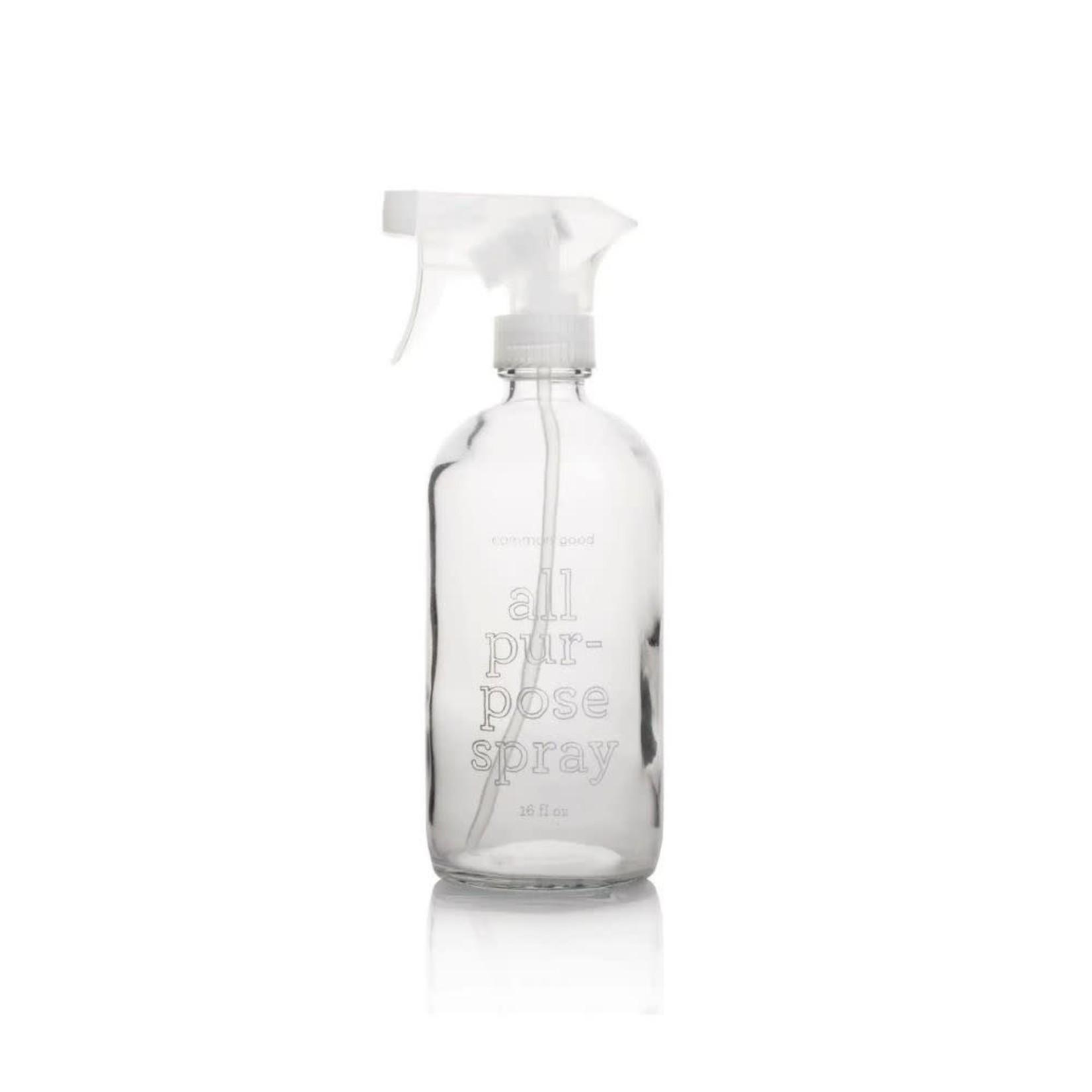 16 oz Glass Bottle, All Purpose