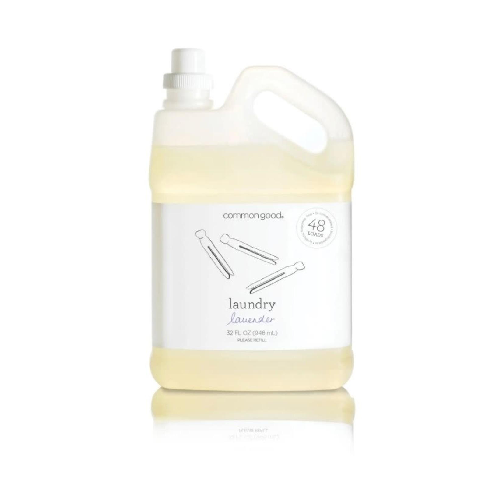 Lavender Laundry Detergent 32 oz