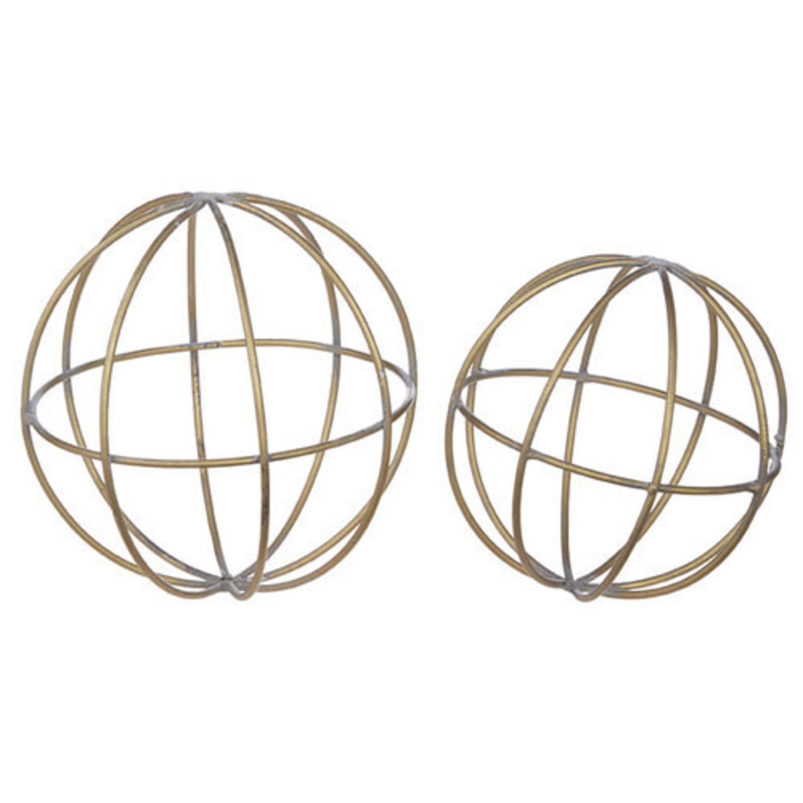Gold Orbs (Multiple Sizes)