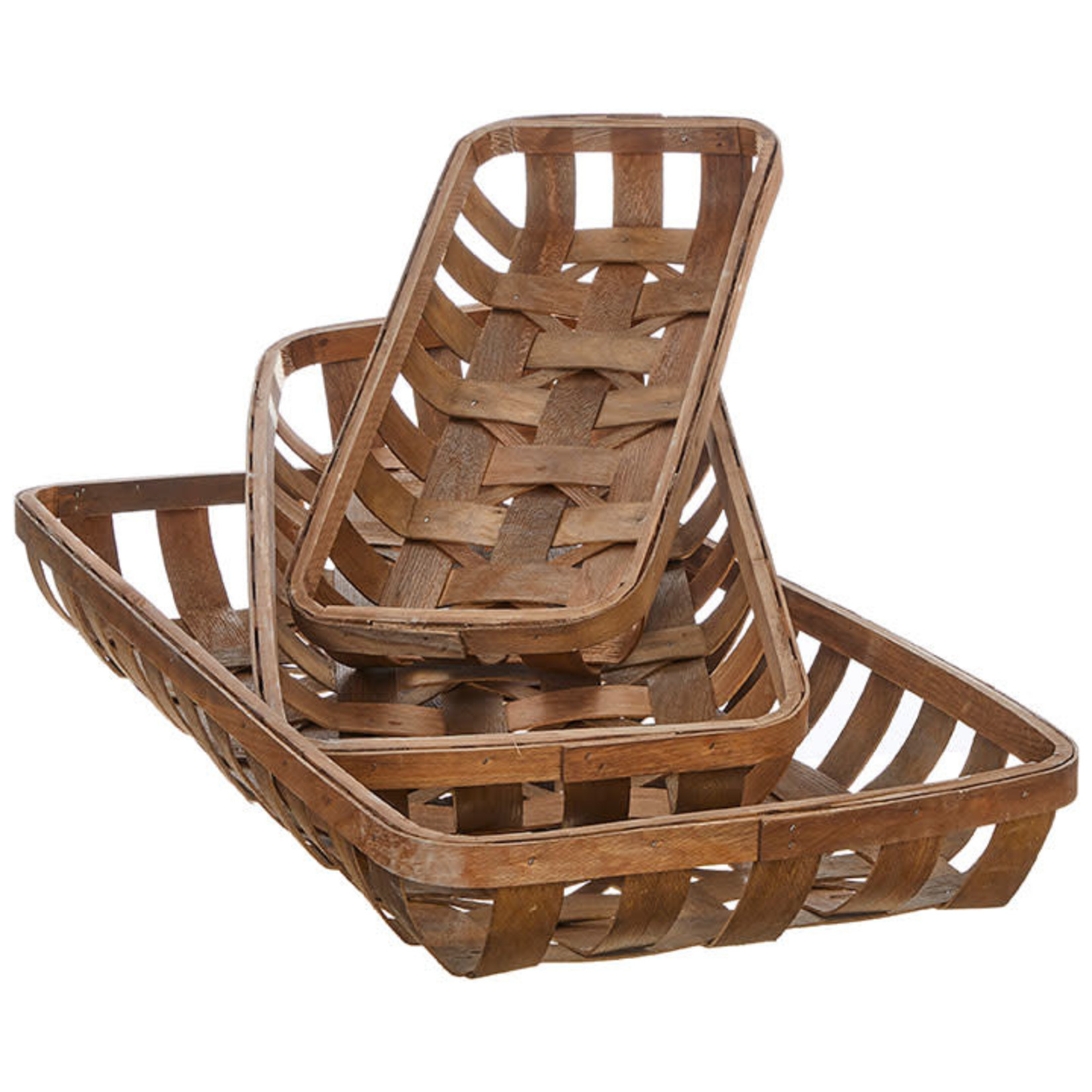 Oblong Tobacco Basket (Multiple Sizes)