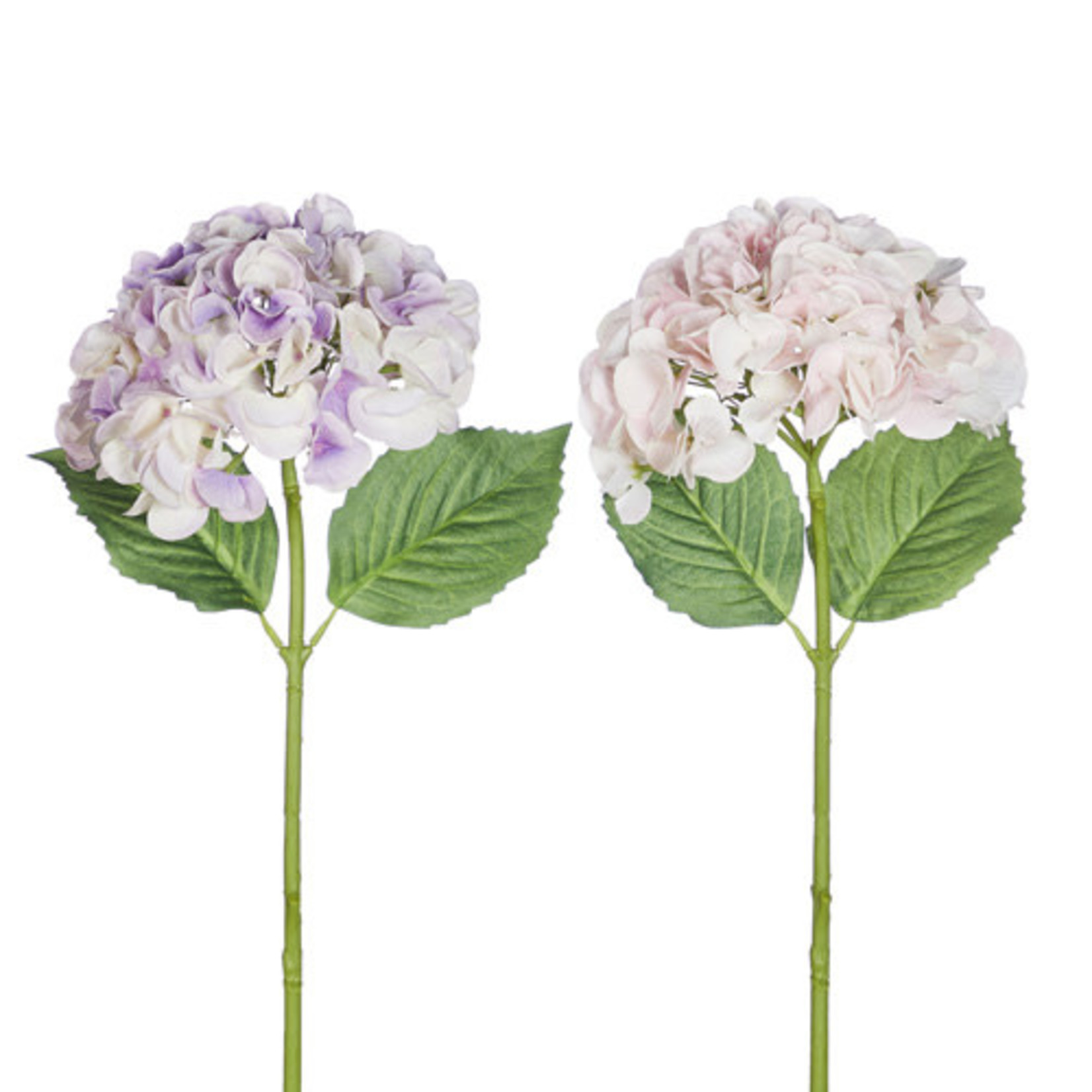 Real Touch Hydrangea (Multiple Colours)