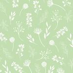 Paper Napkins Tilda Green Luncheon