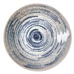 Swirl Appetizer Plate