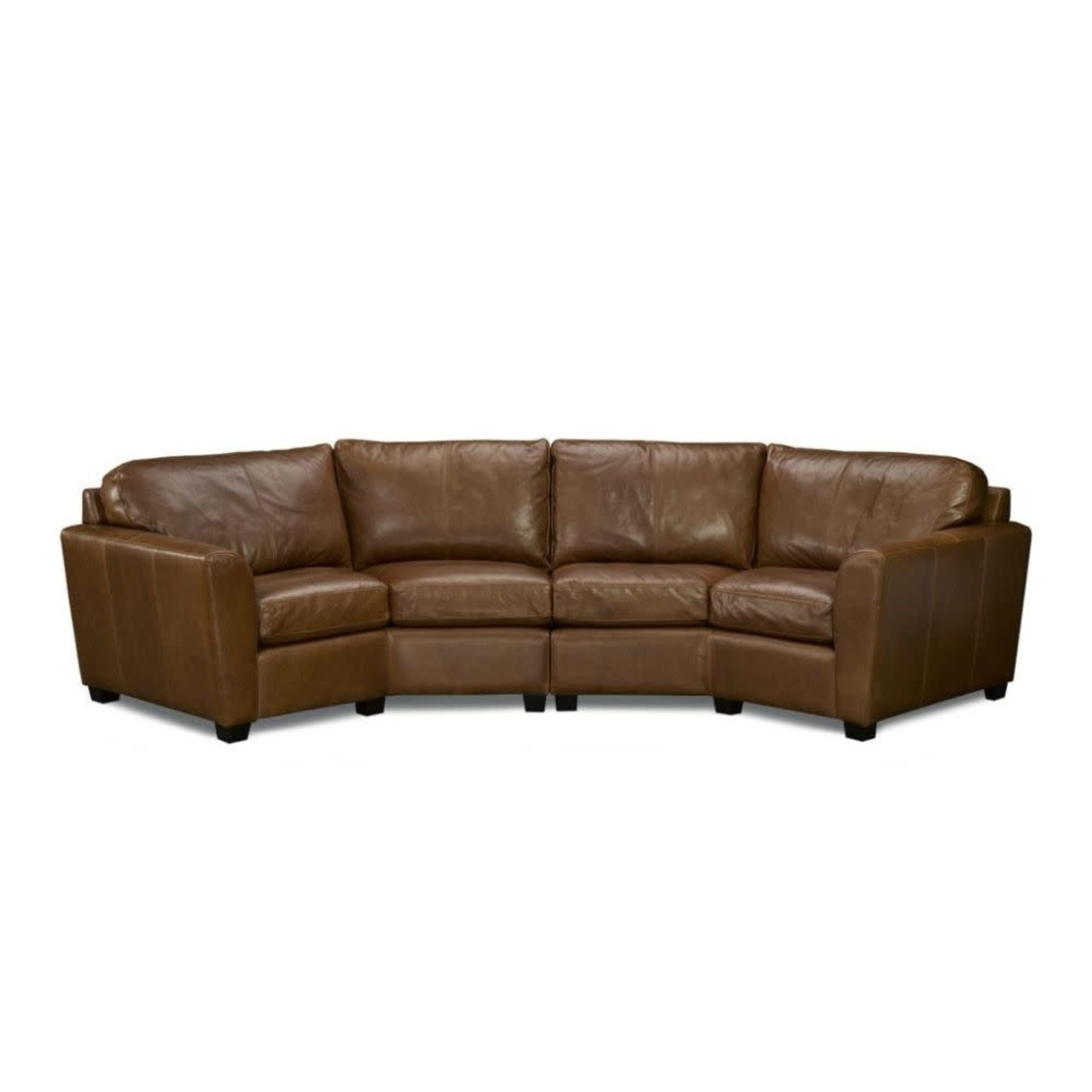 Brentwood Classics Madsen Curved Sofa