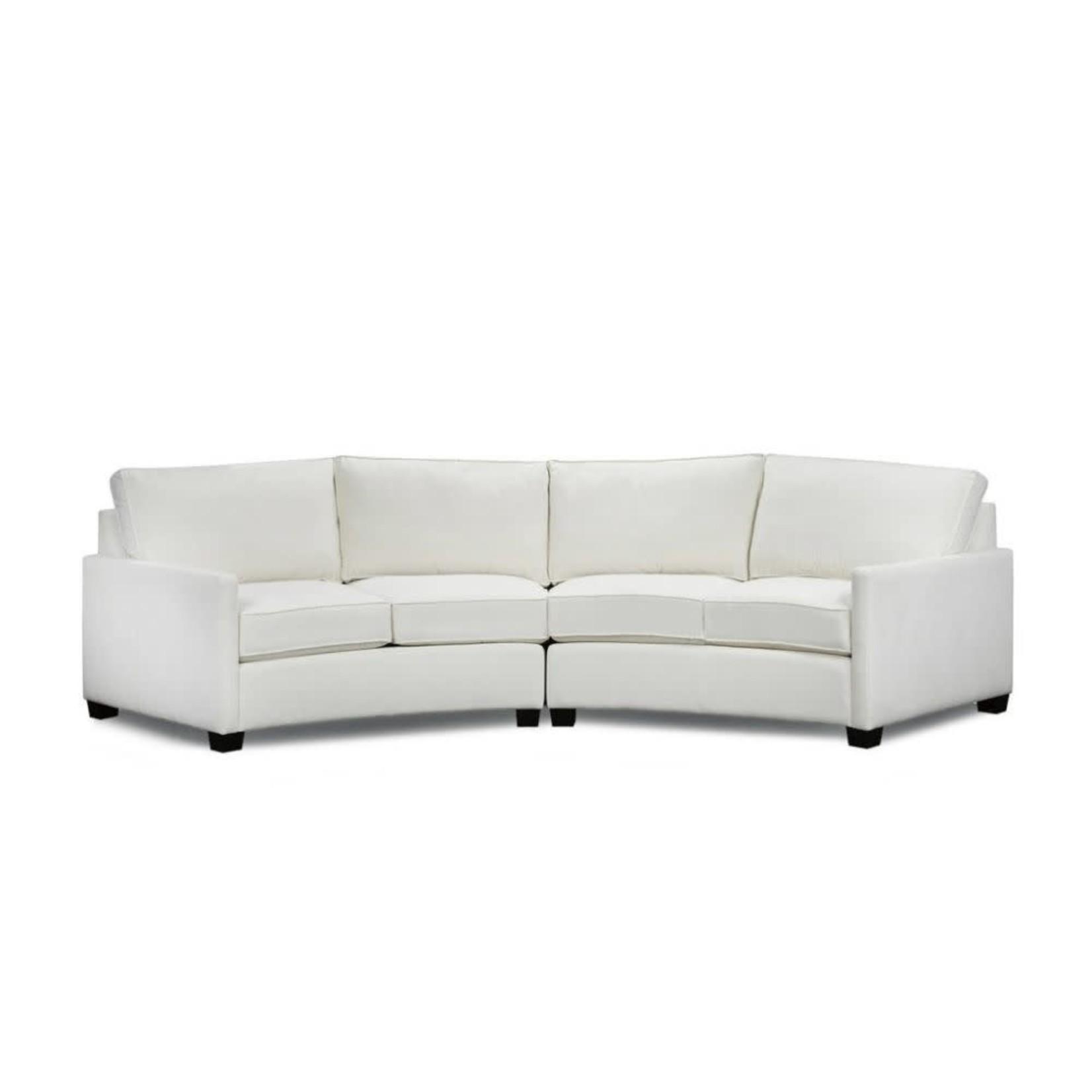 Brentwood Classics Clyde Arc Sofa