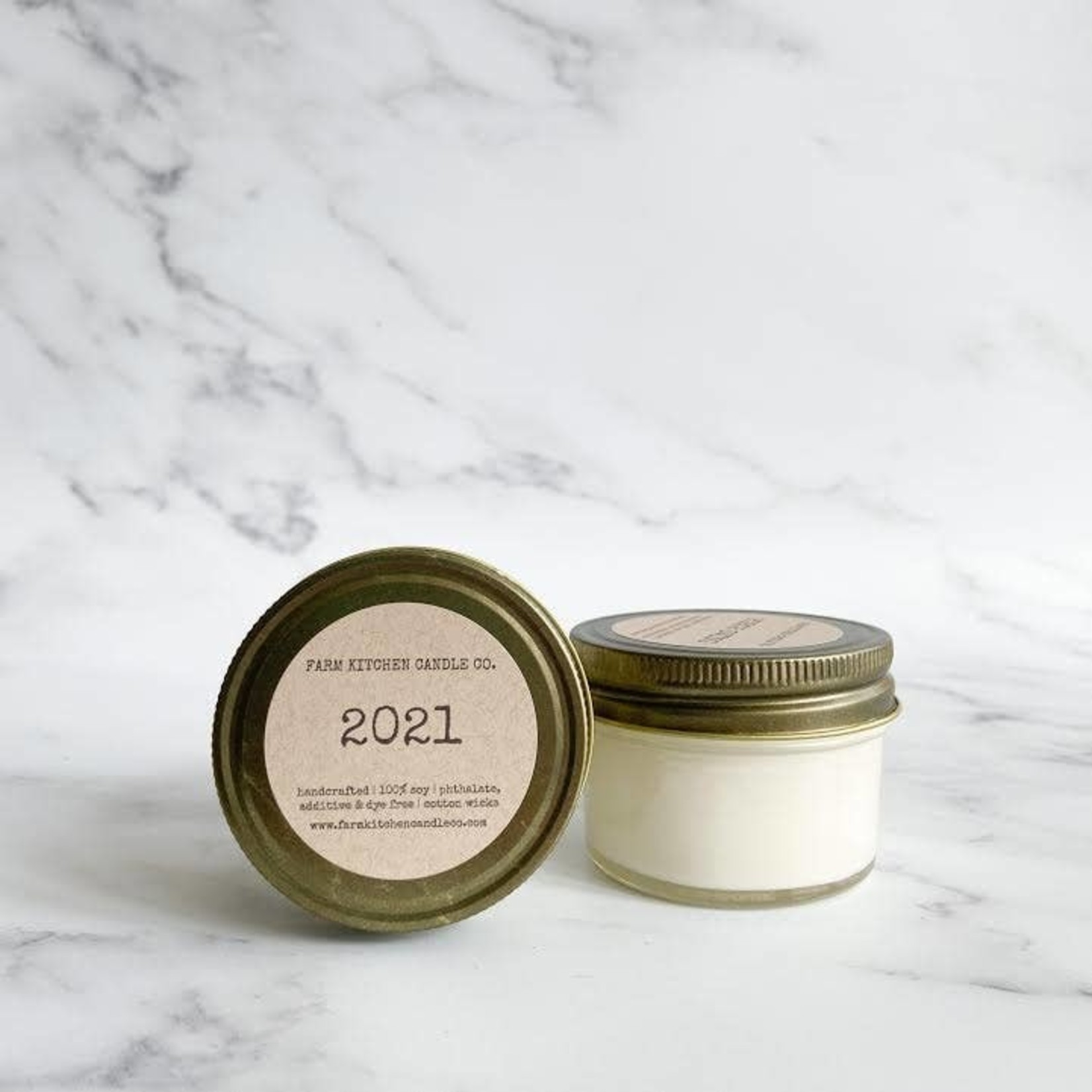 2021 soy candle- mini