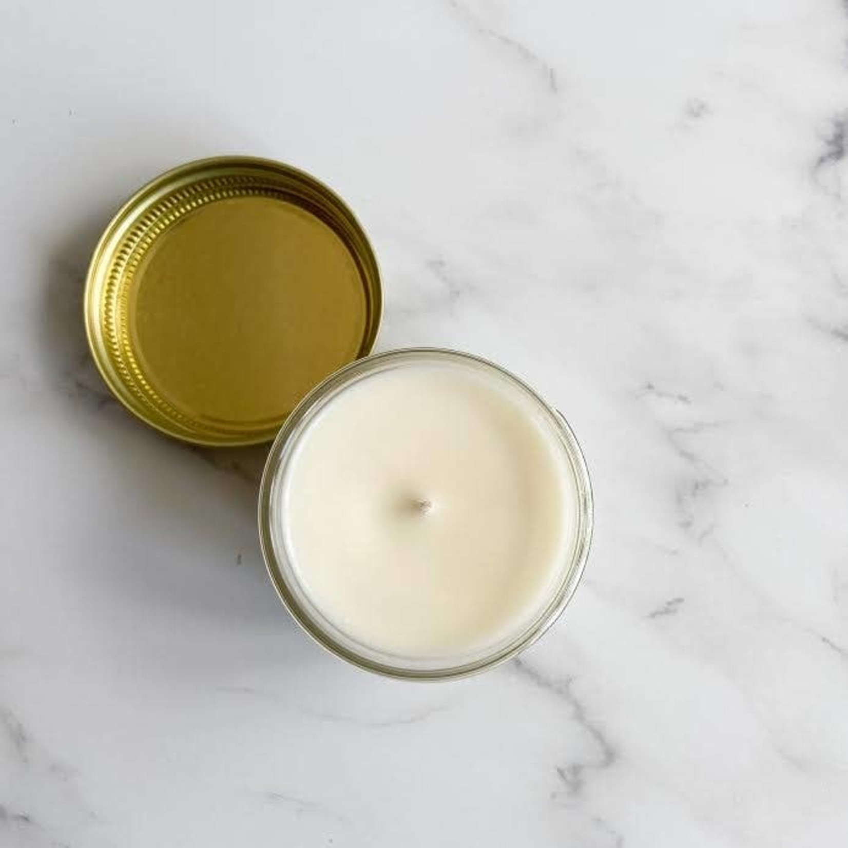 Linen Soy Candle- Mini